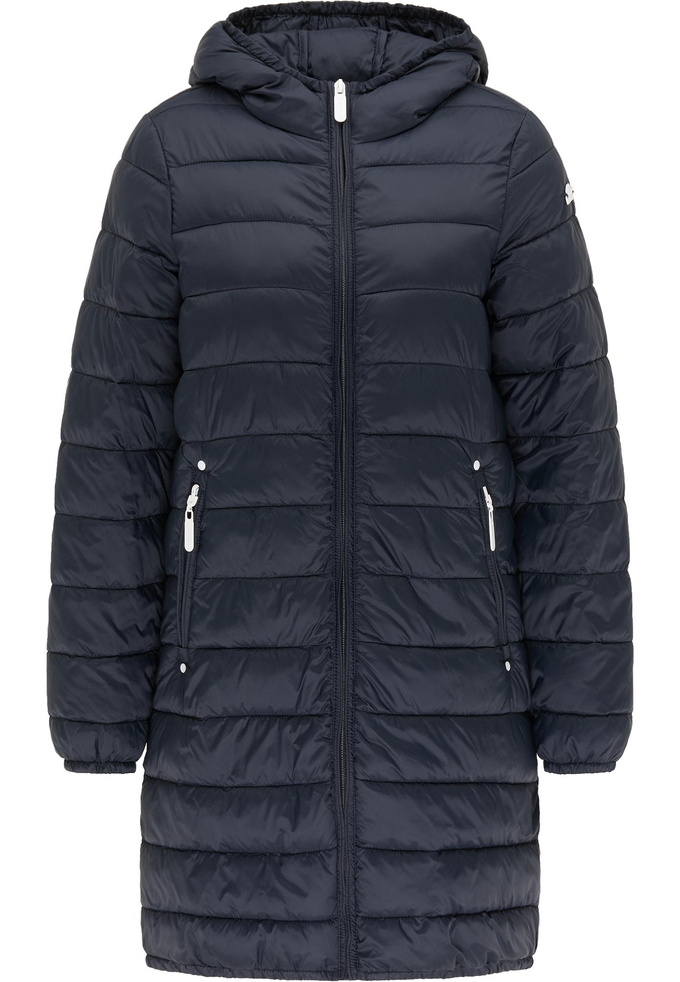 ICEBOUND Žieminis paltas tamsiai mėlyna
