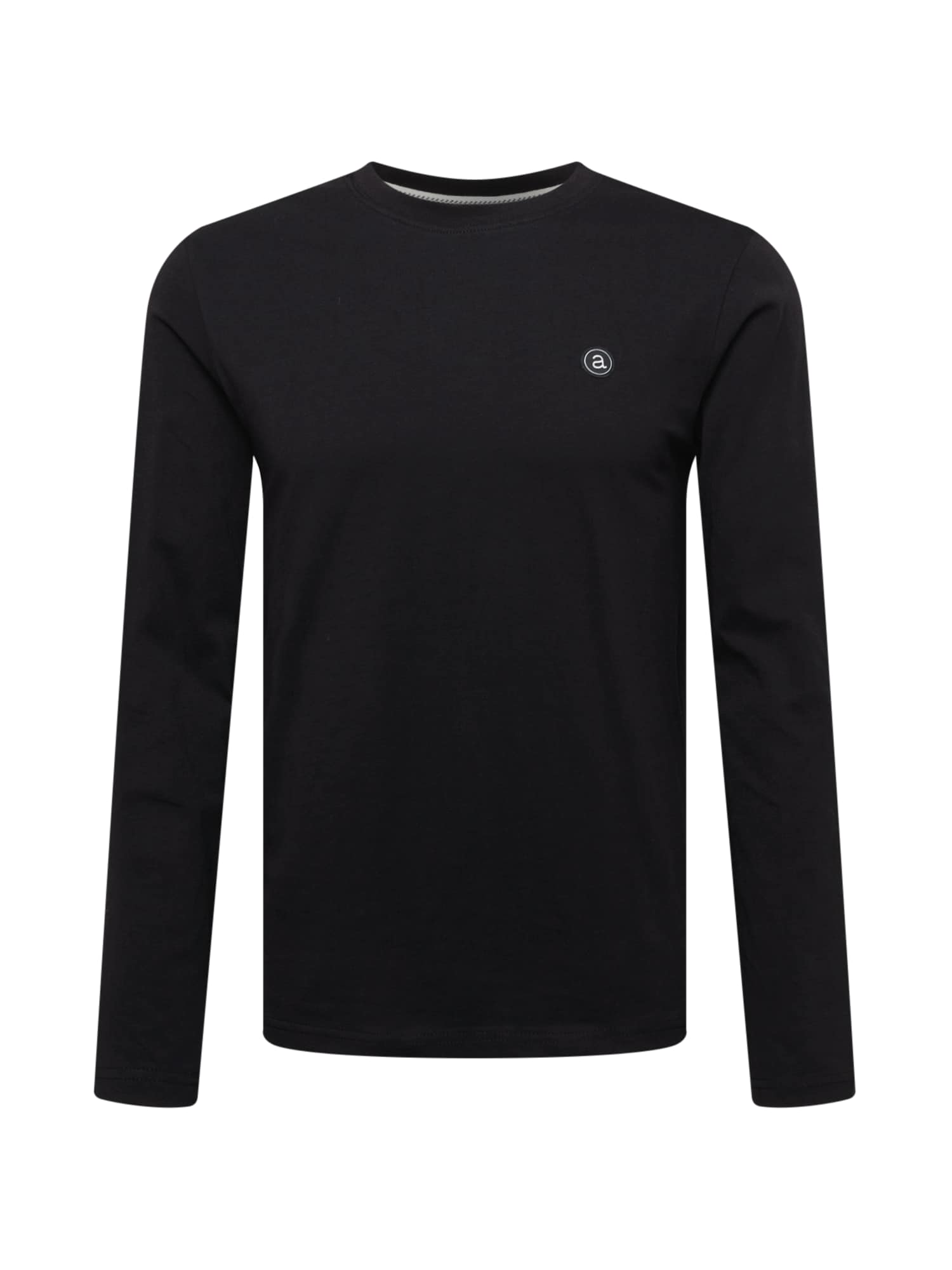 anerkjendt Marškinėliai juoda