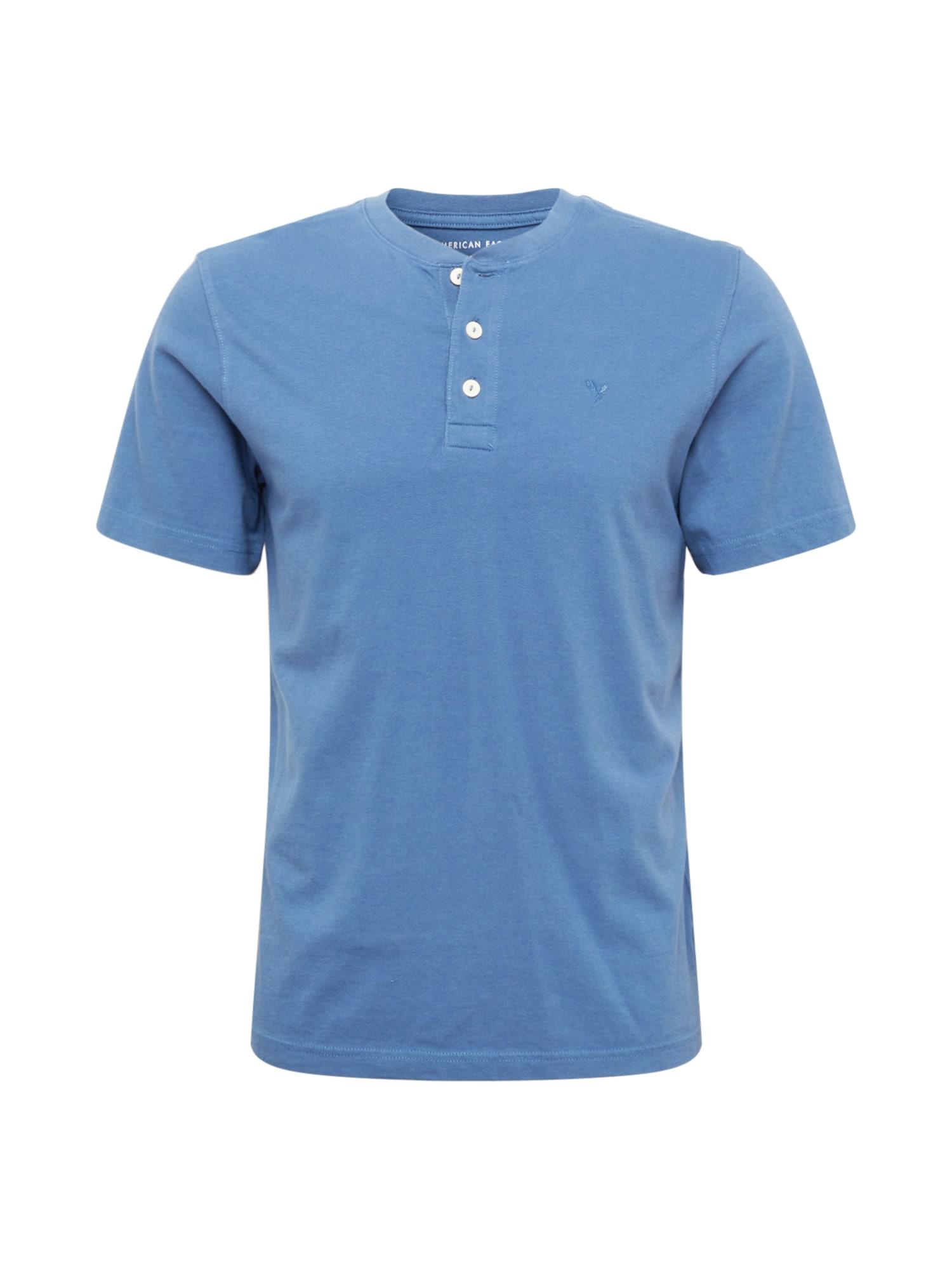 American Eagle Tričko  modrá