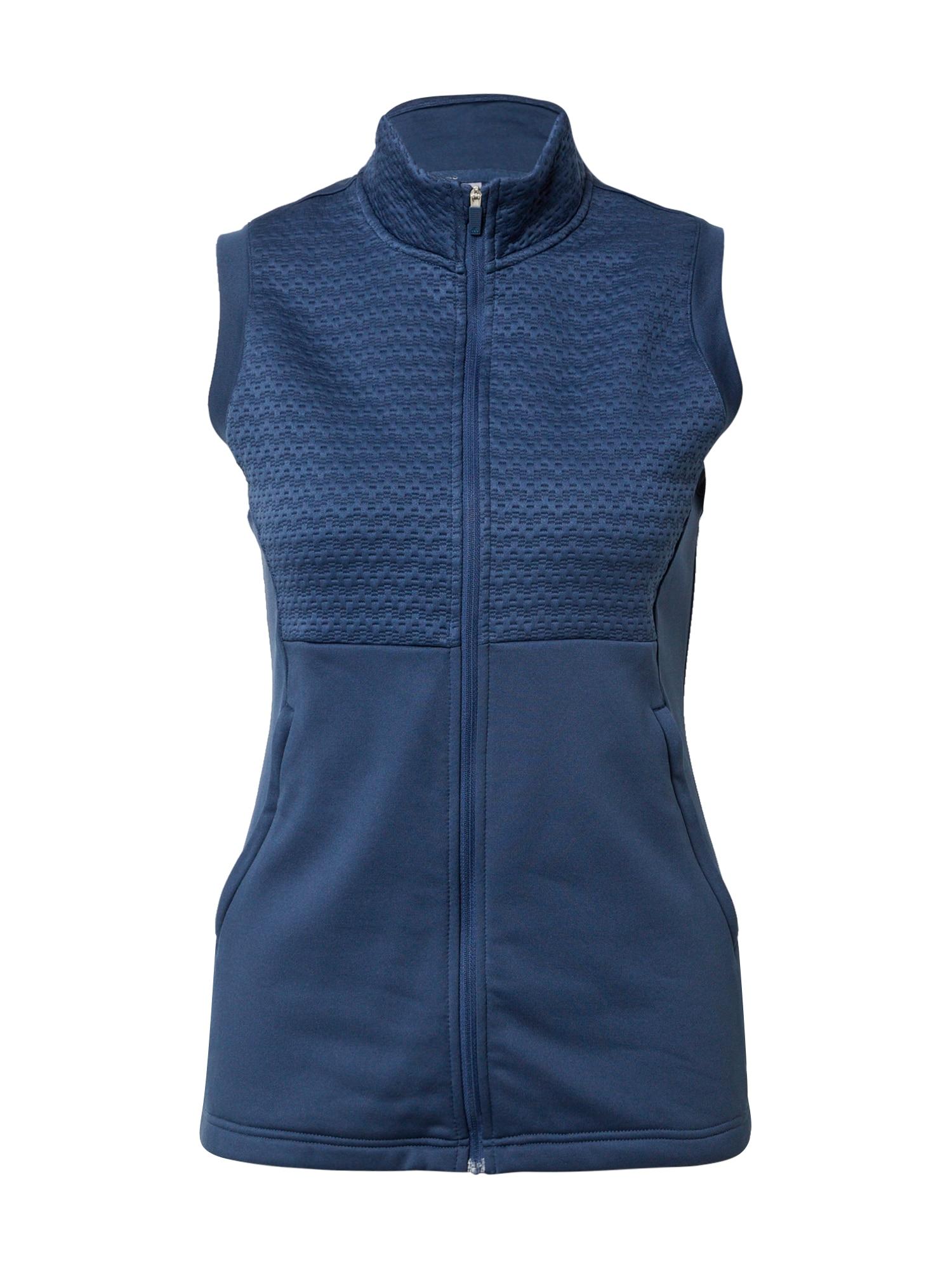 adidas Golf Sportinė liemenė tamsiai mėlyna