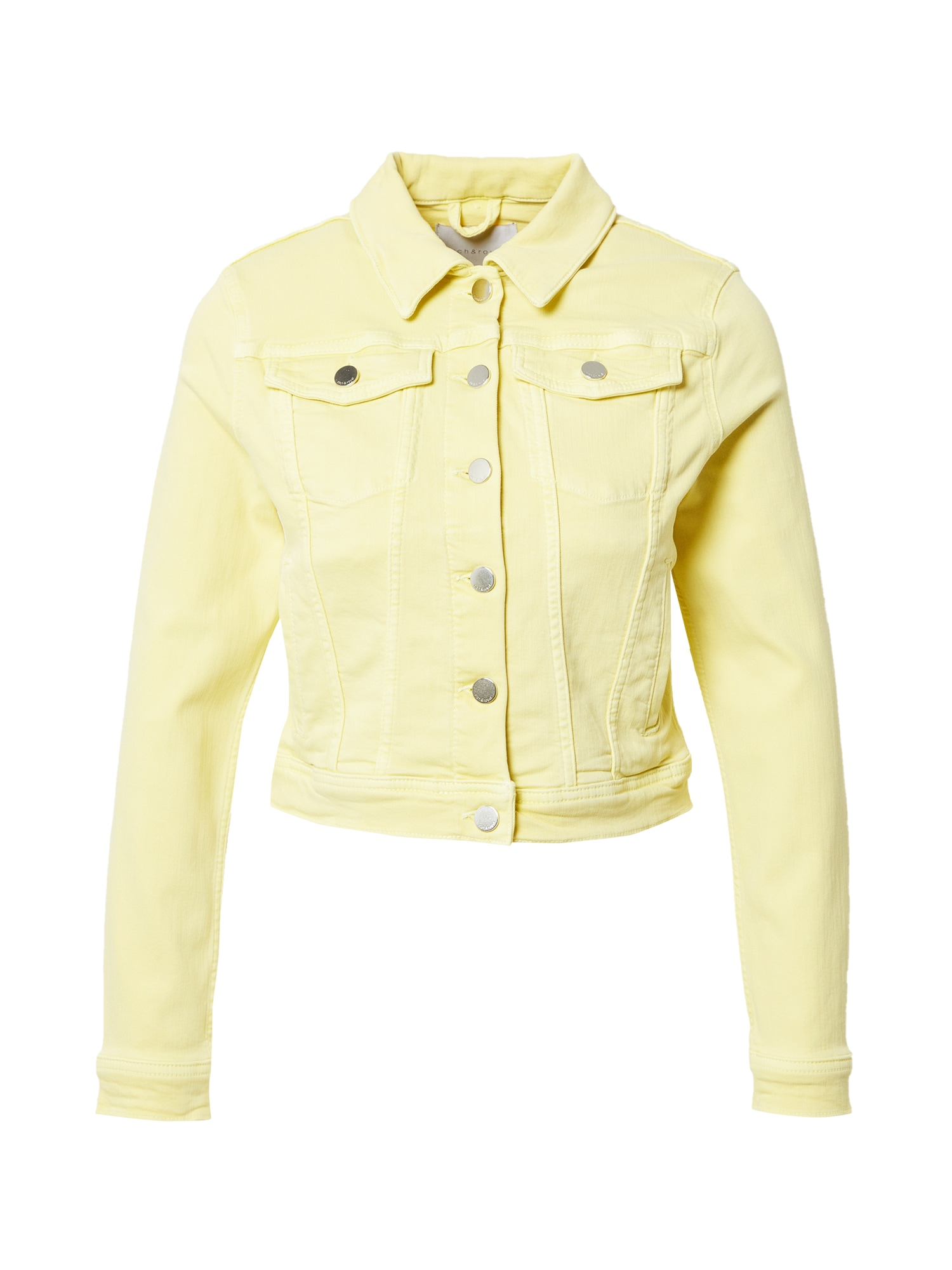 Rich & Royal Demisezoninė striukė geltona