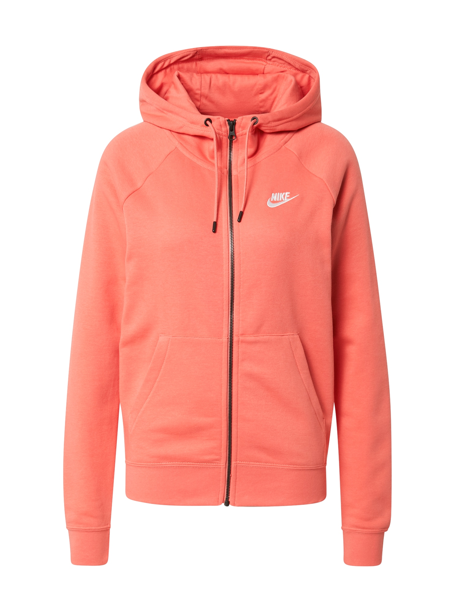 Nike Sportswear Džemperis lašišų spalva / balta