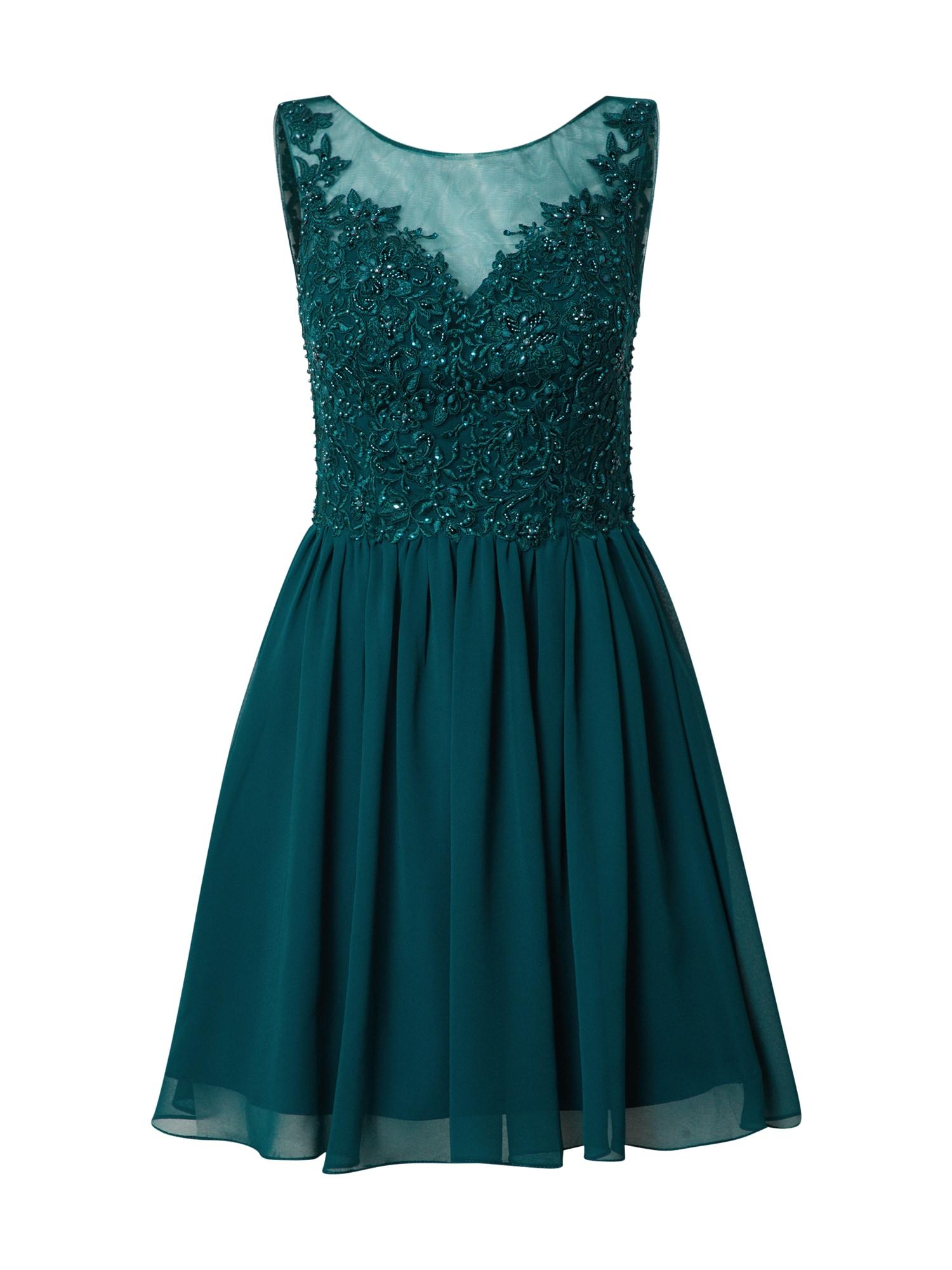 Laona Kokteilinė suknelė žalia