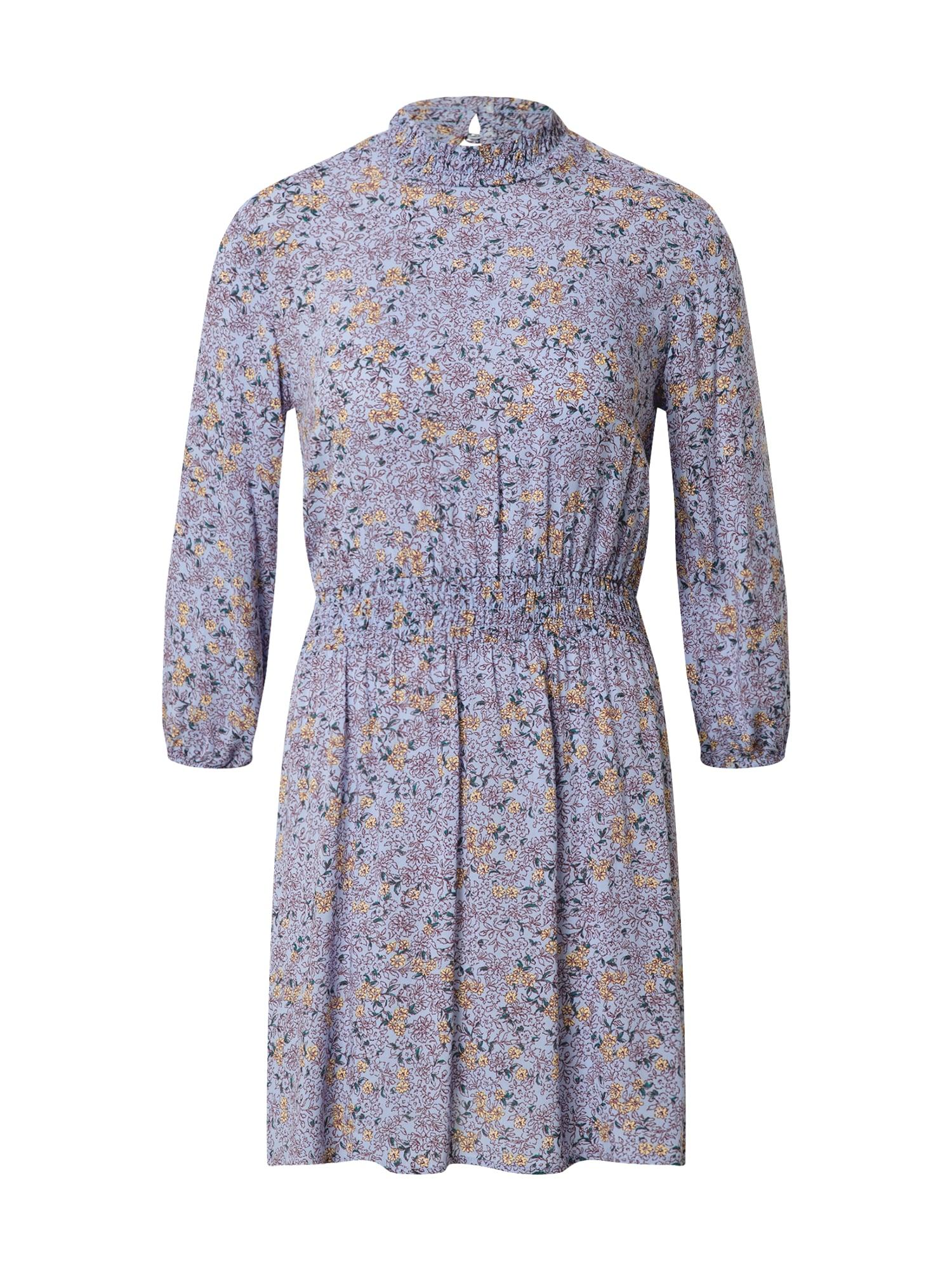 Pimkie Šaty 'D-Onana'  modrá / mix barev