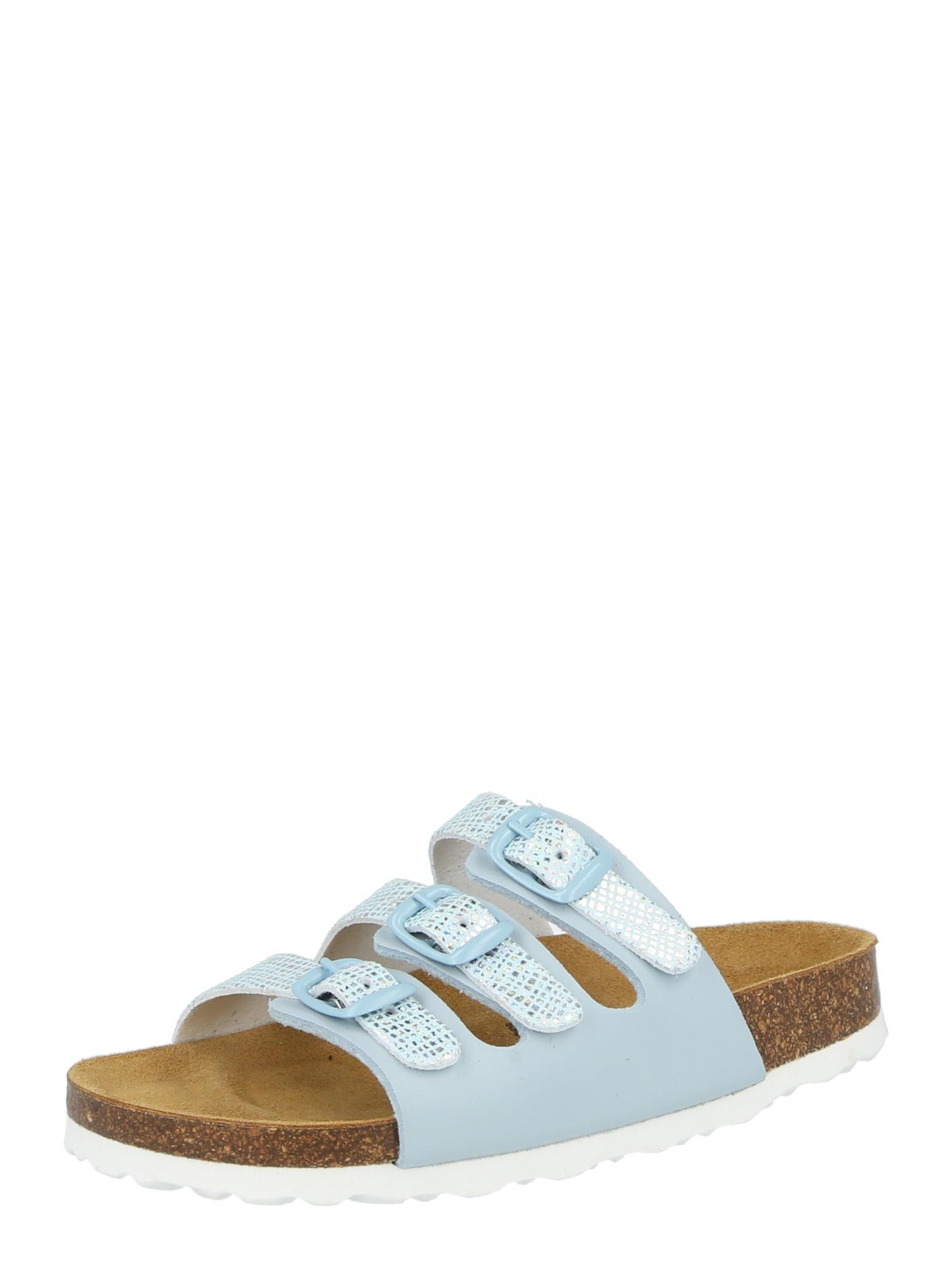 LICO Sandalai mėlyna dūmų spalva