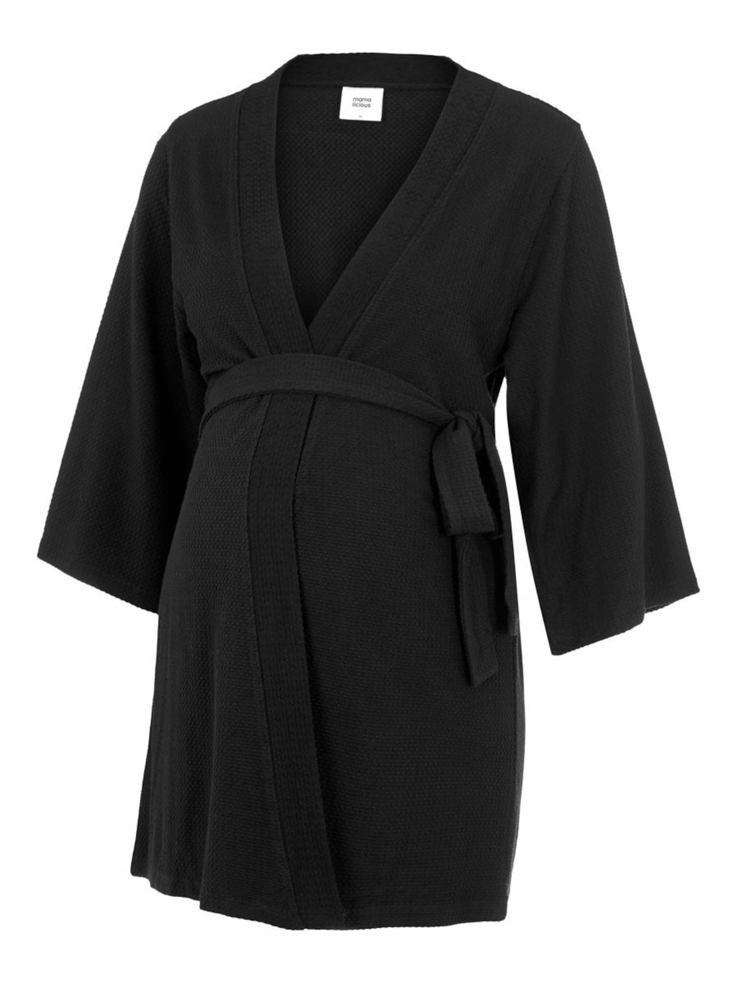 MAMALICIOUS Kimono juoda