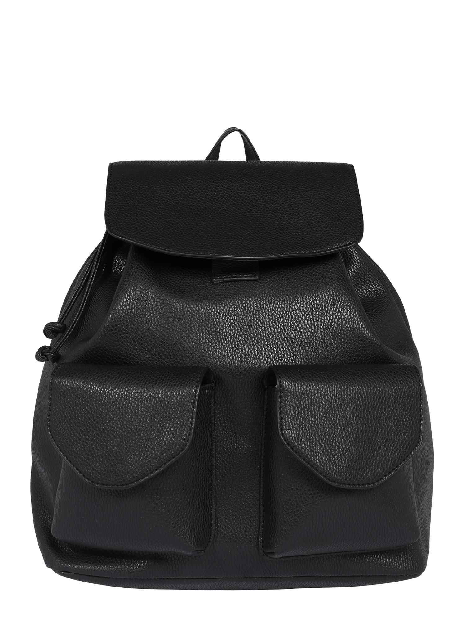 ABOUT YOU Kuprinė 'Victoria Bag' juoda