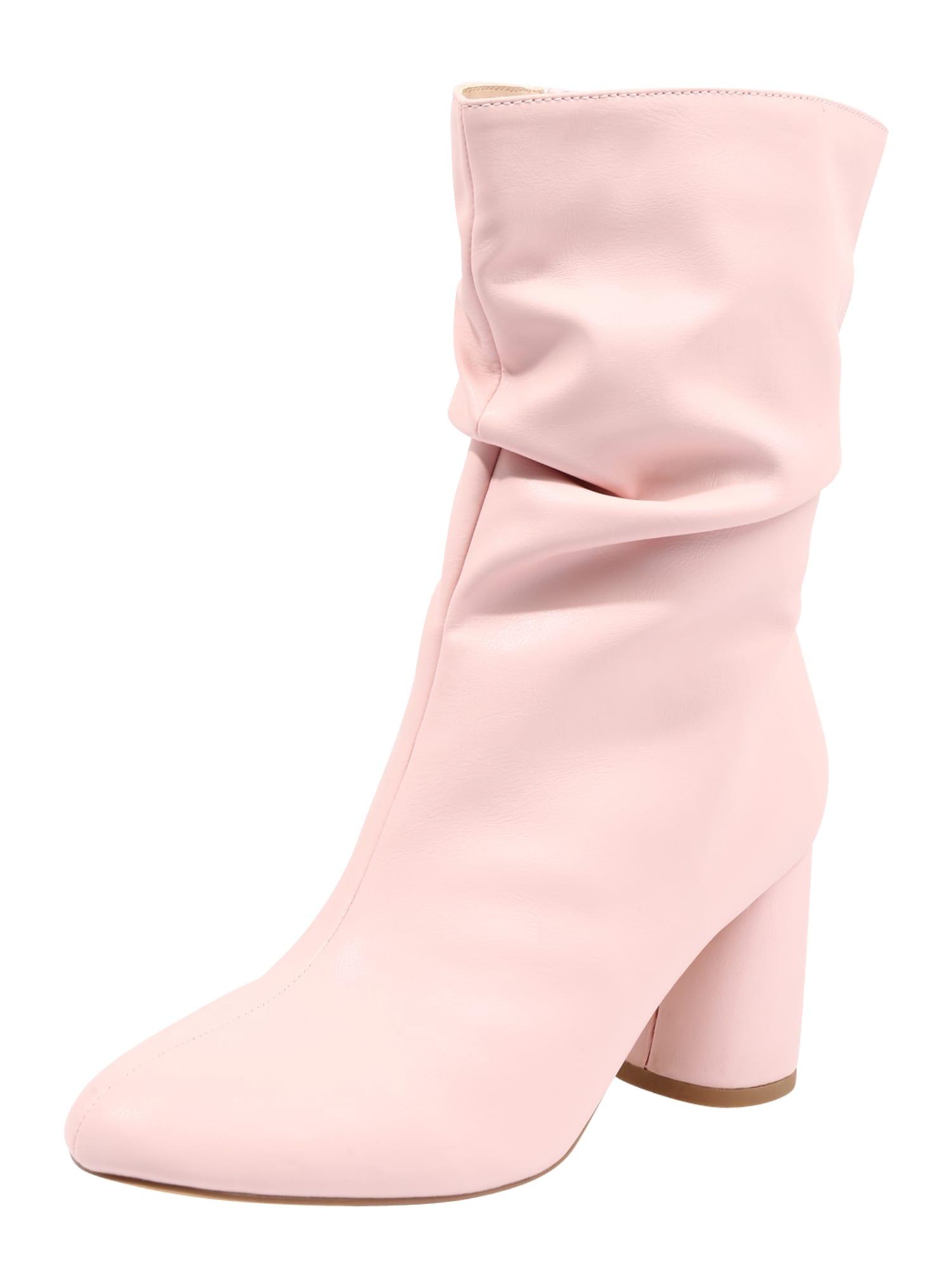 Public Desire Auliniai batai su kulniuku rožių spalva