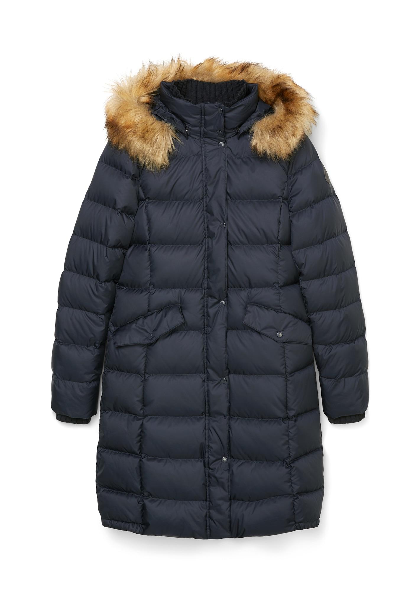 Marc O'Polo Zimní kabát  námořnická modř