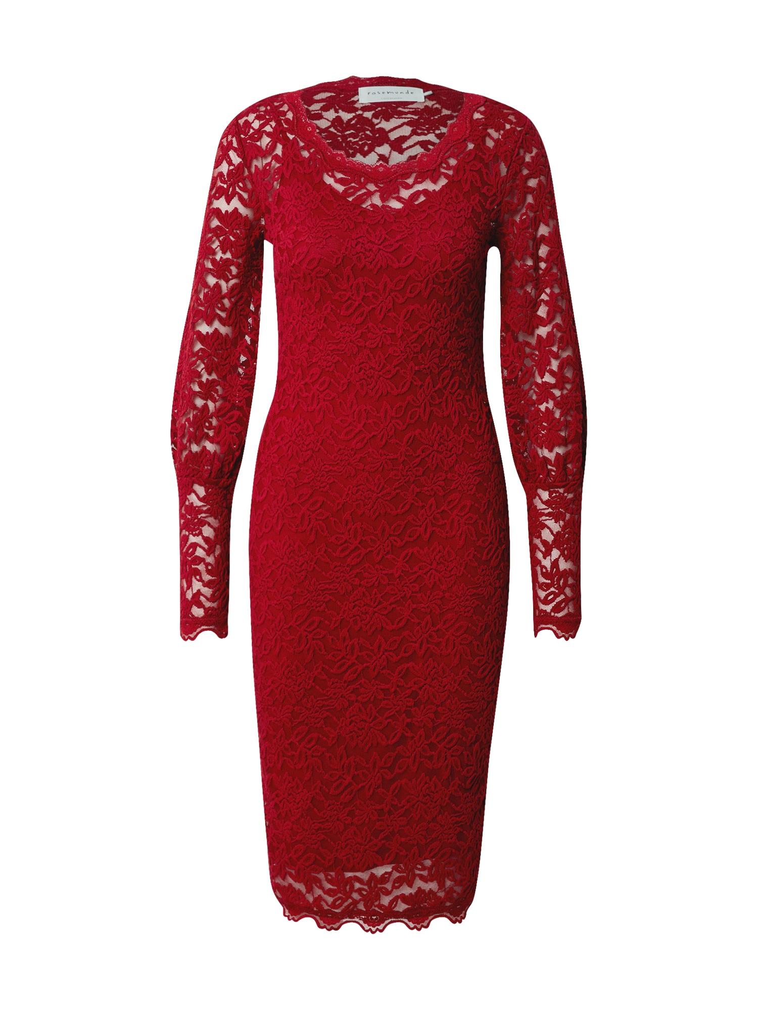 rosemunde Suknelė raudona