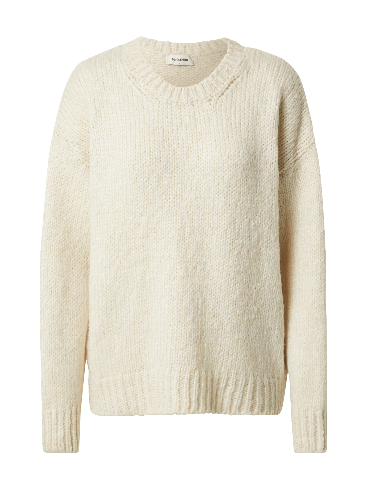 modström Megztinis balta