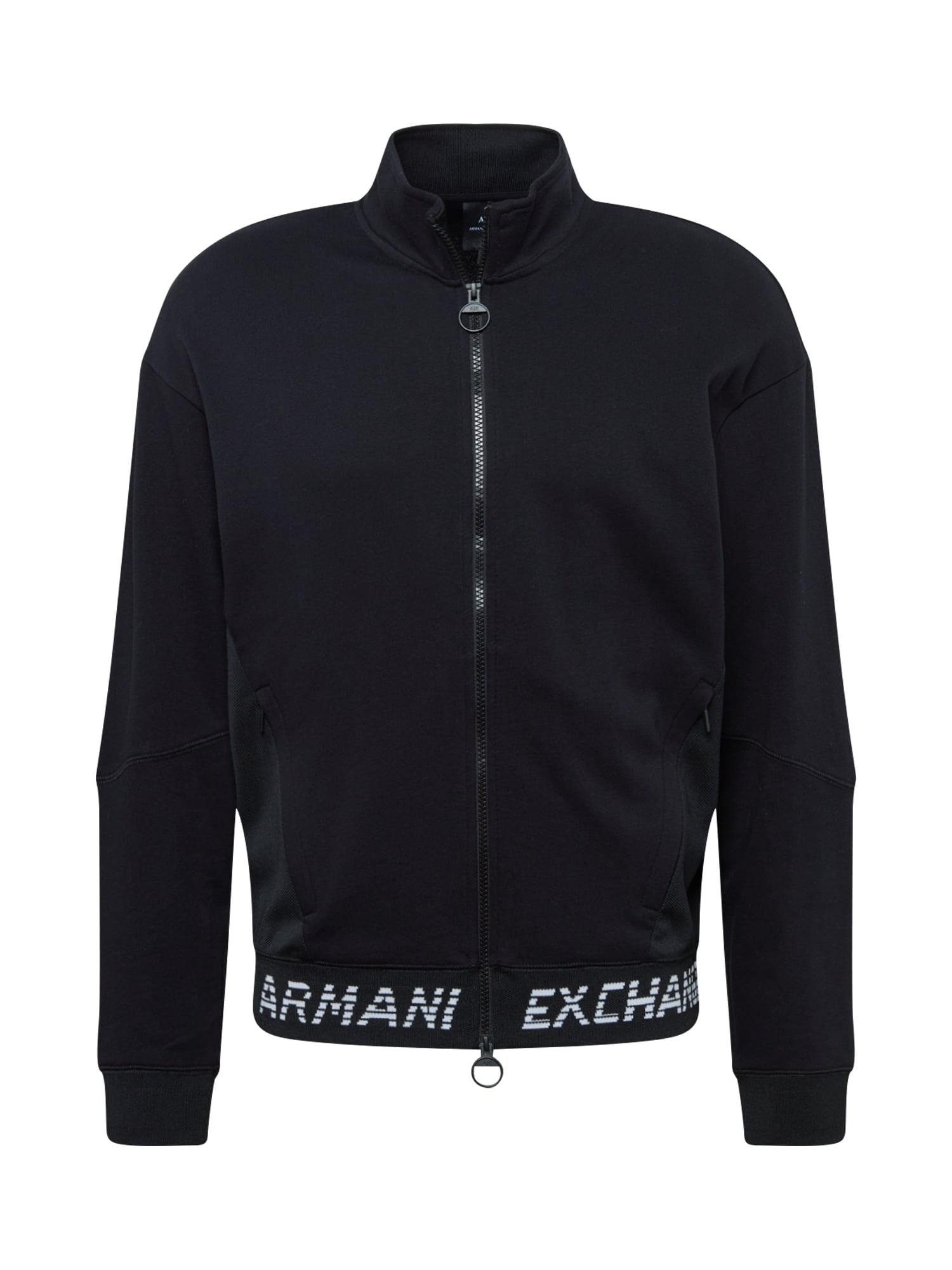ARMANI EXCHANGE Džemperis juoda