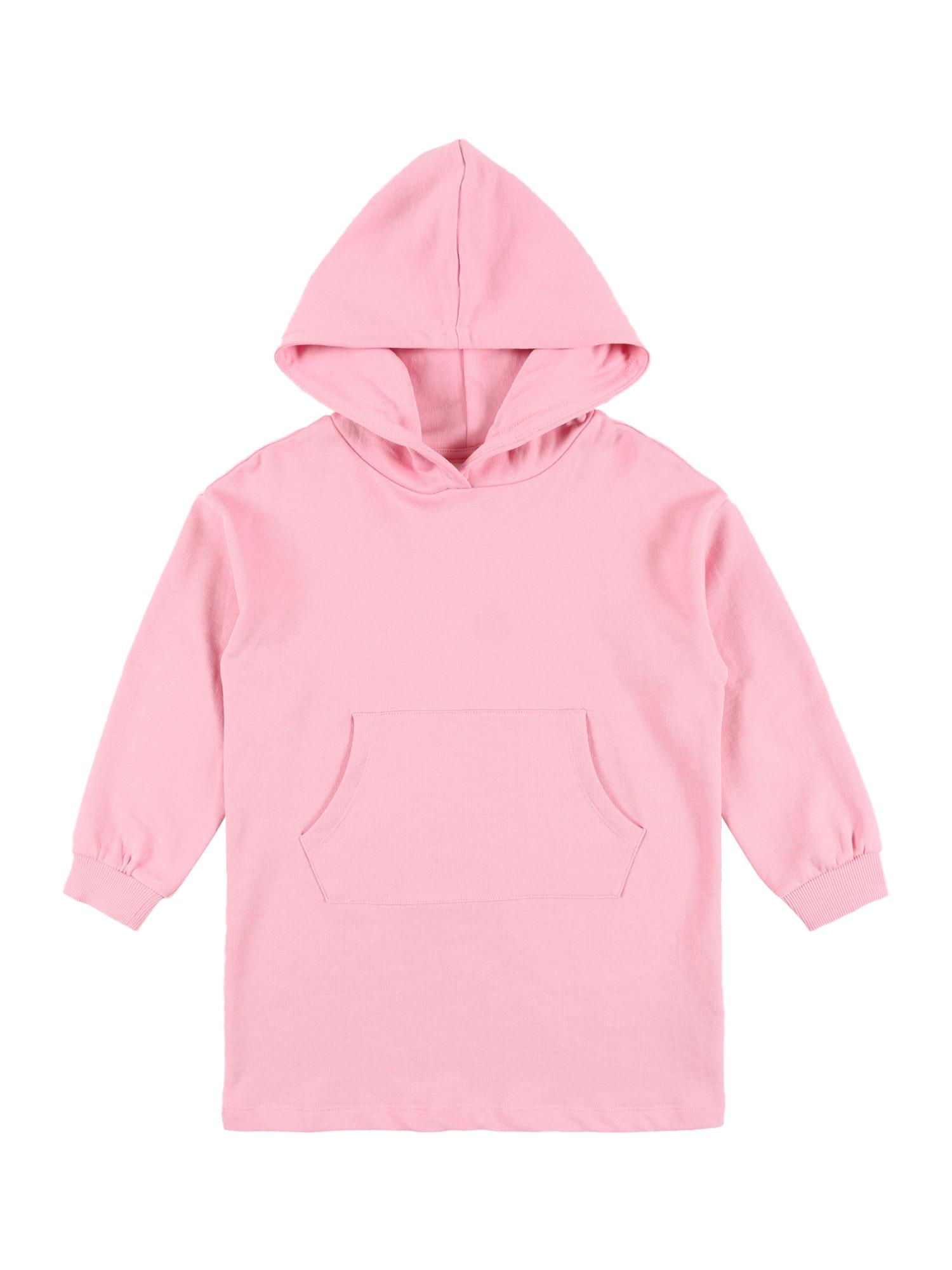 Gina Tricot Mini Suknelė šviesiai rožinė