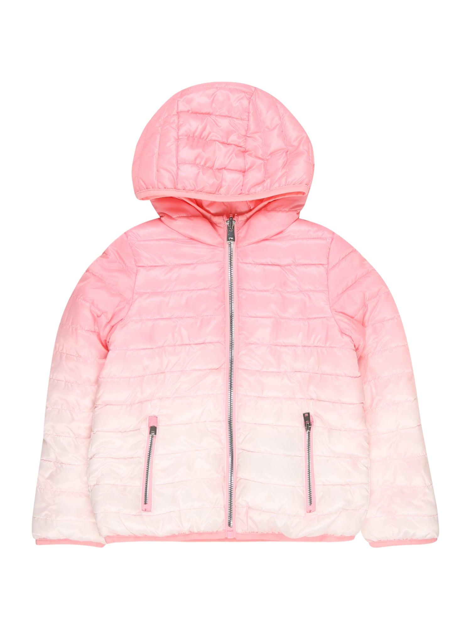 OVS Demisezoninė striukė šviesiai rožinė / pastelinė rožinė