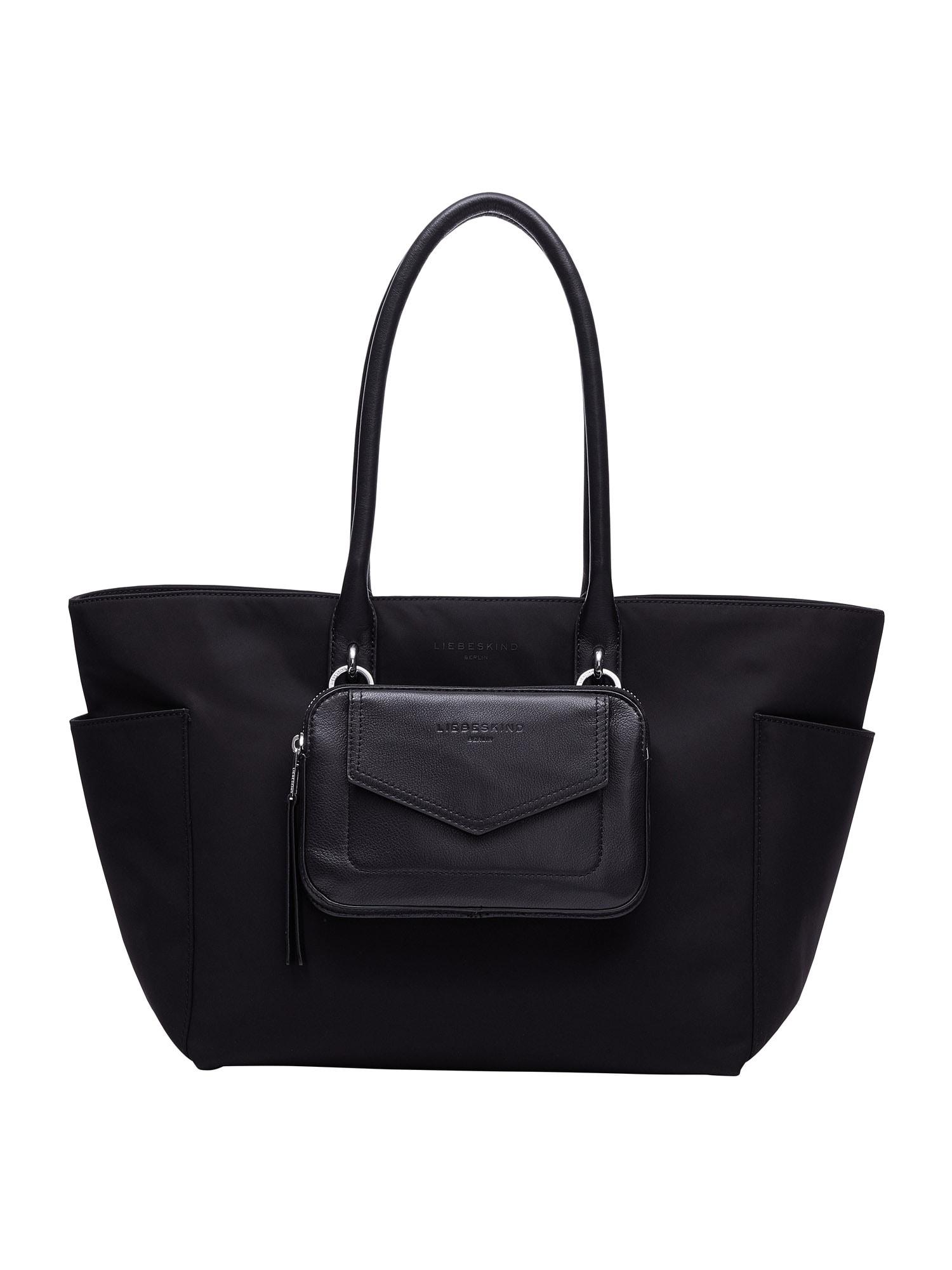 Liebeskind Berlin Pirkinių krepšys juoda