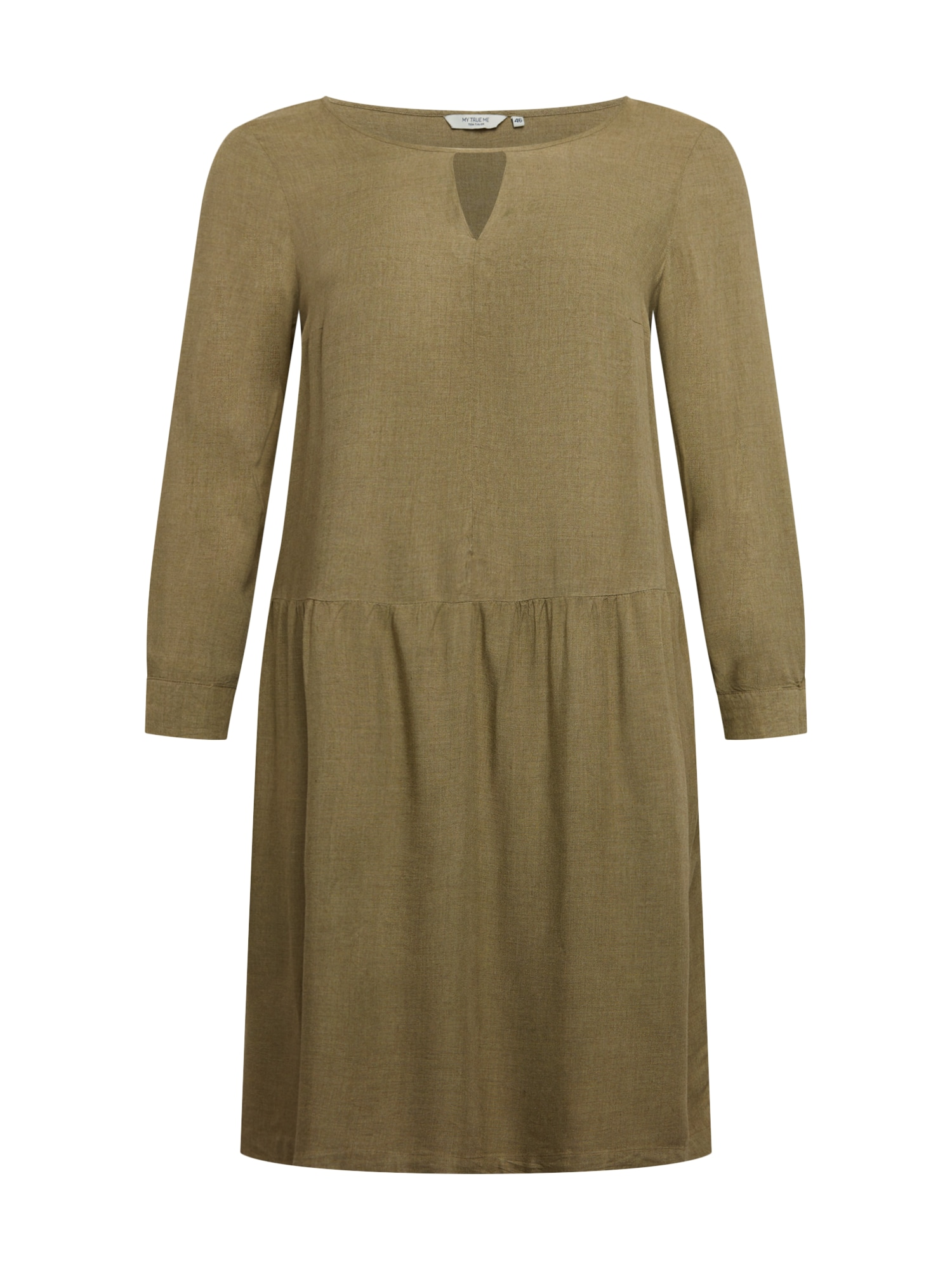 MY TRUE ME Suknelė šviesiai žalia