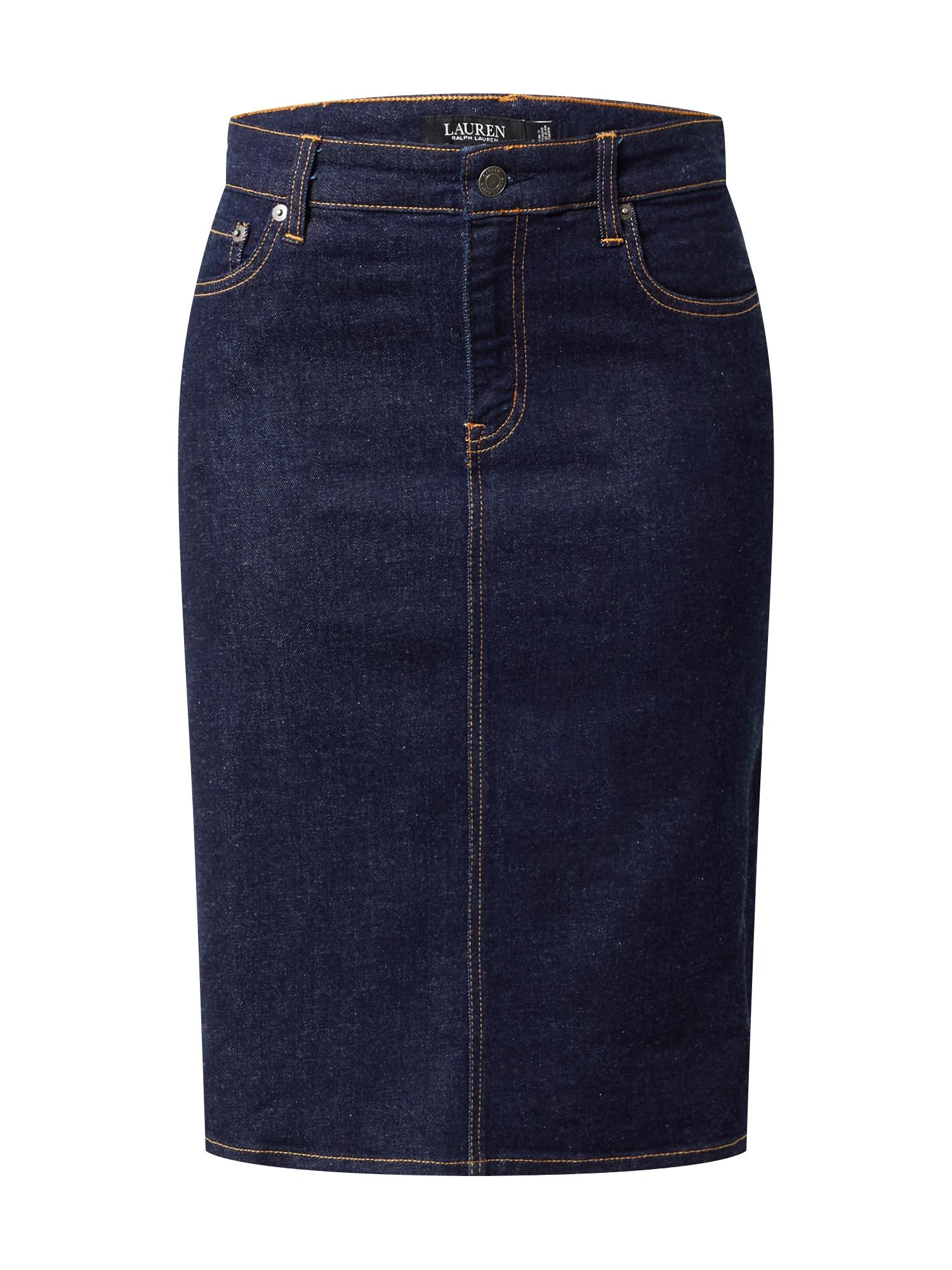 Lauren Ralph Lauren Sukně 'Daniela'  modrá
