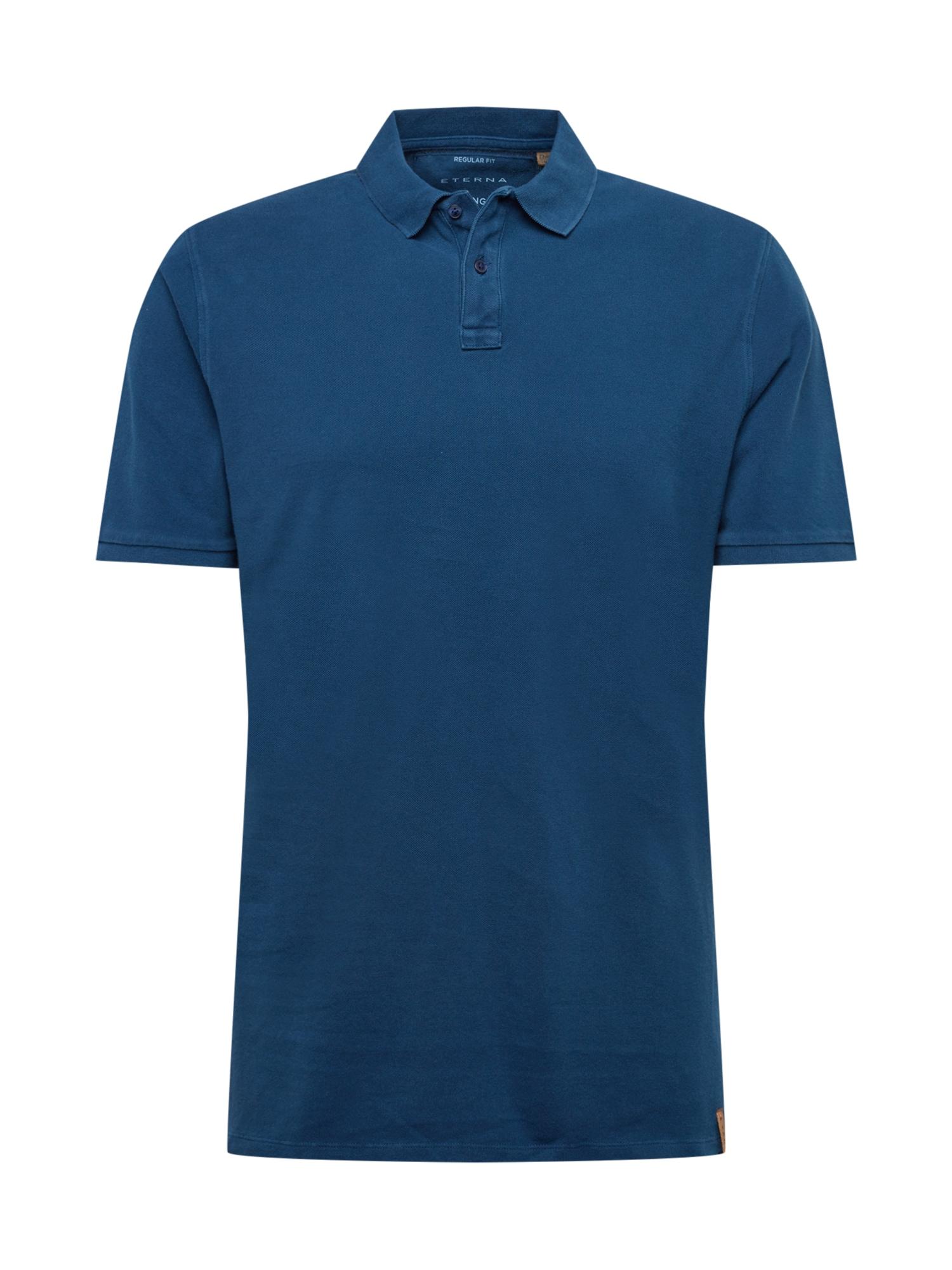 ETERNA Marškinėliai tamsiai mėlyna