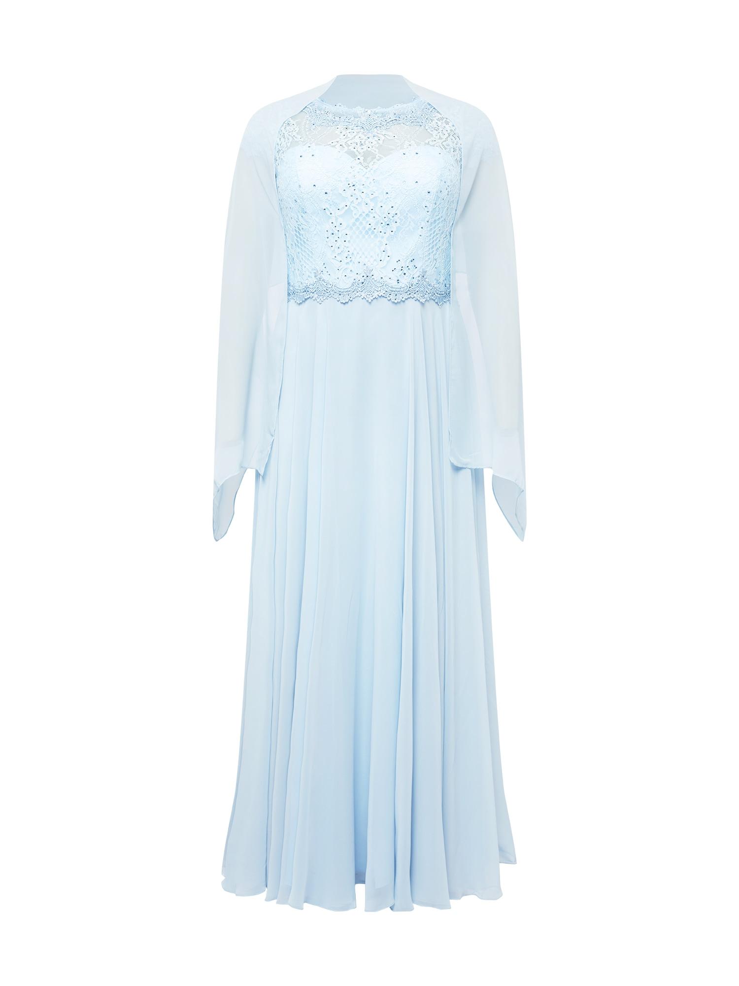 My Mascara Curves Vakarinė suknelė šviesiai mėlyna