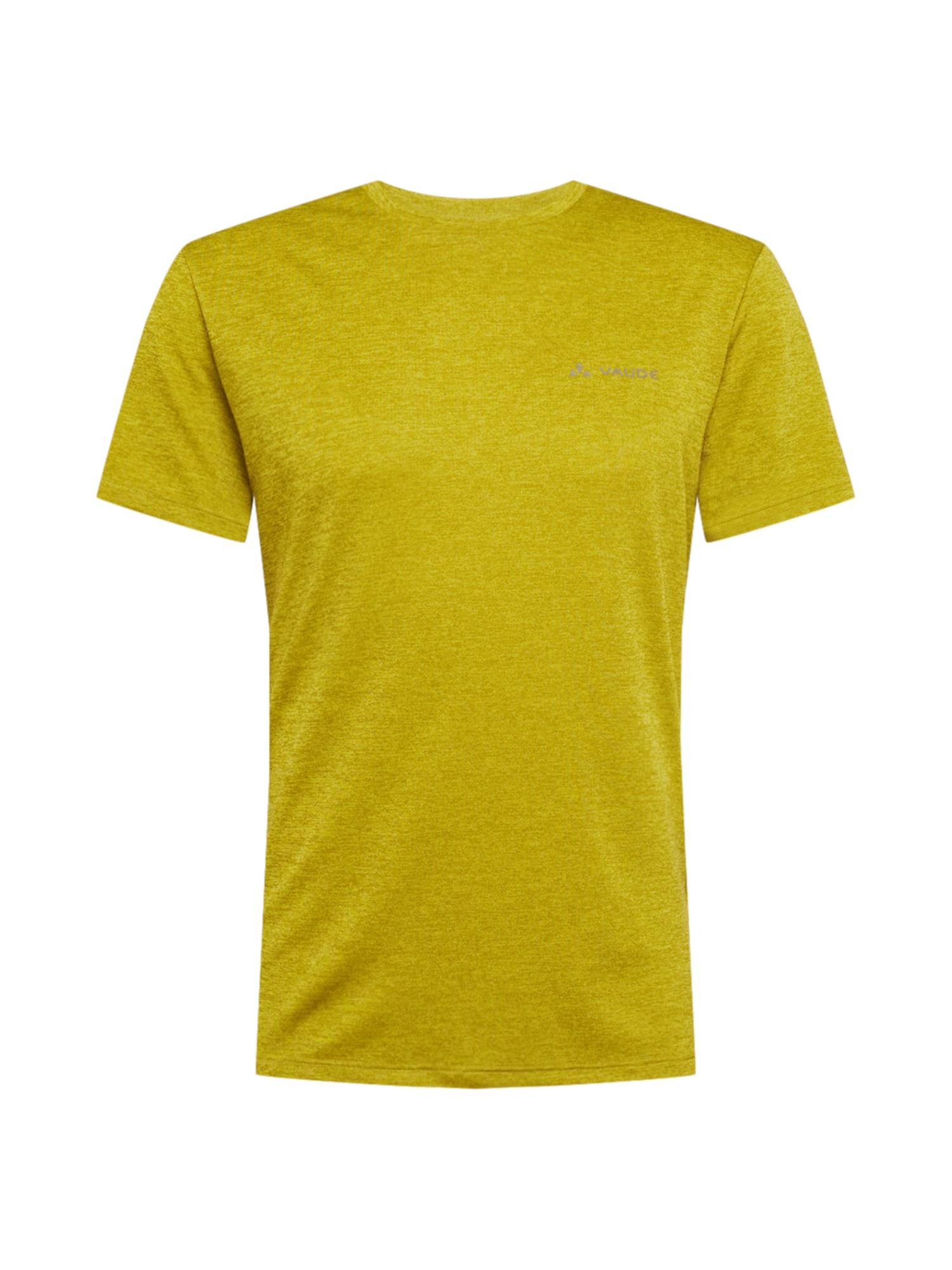 VAUDE Sportiniai marškinėliai alyvuogių spalva