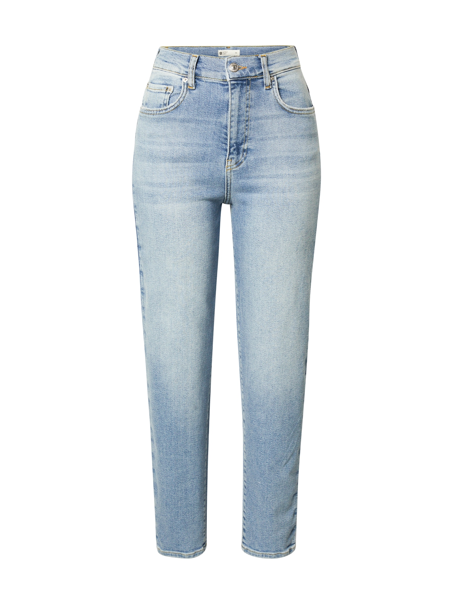 Gina Tricot Džinsai tamsiai (džinso) mėlyna