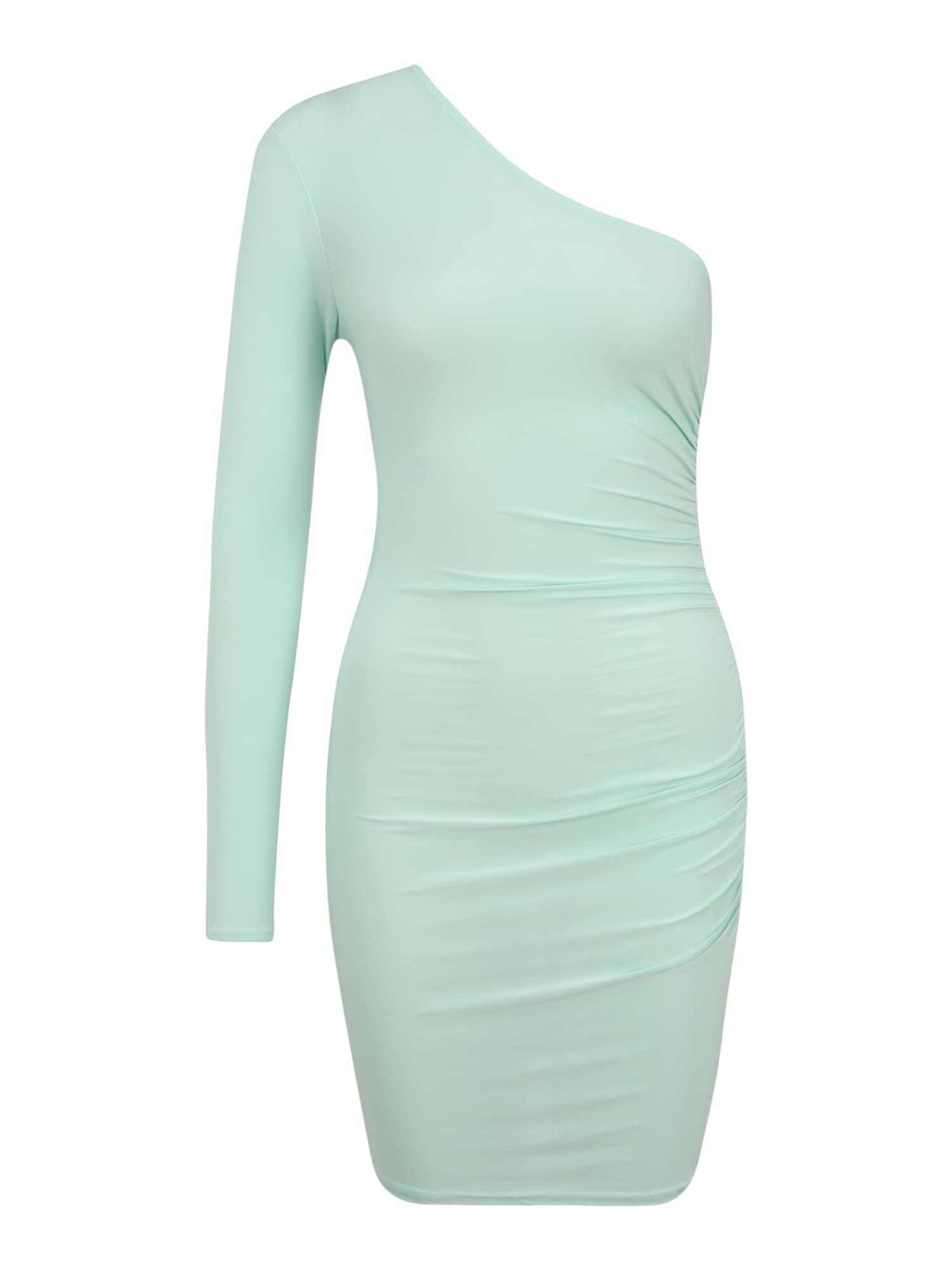 Missguided (Petite) Suknelė mėtų spalva