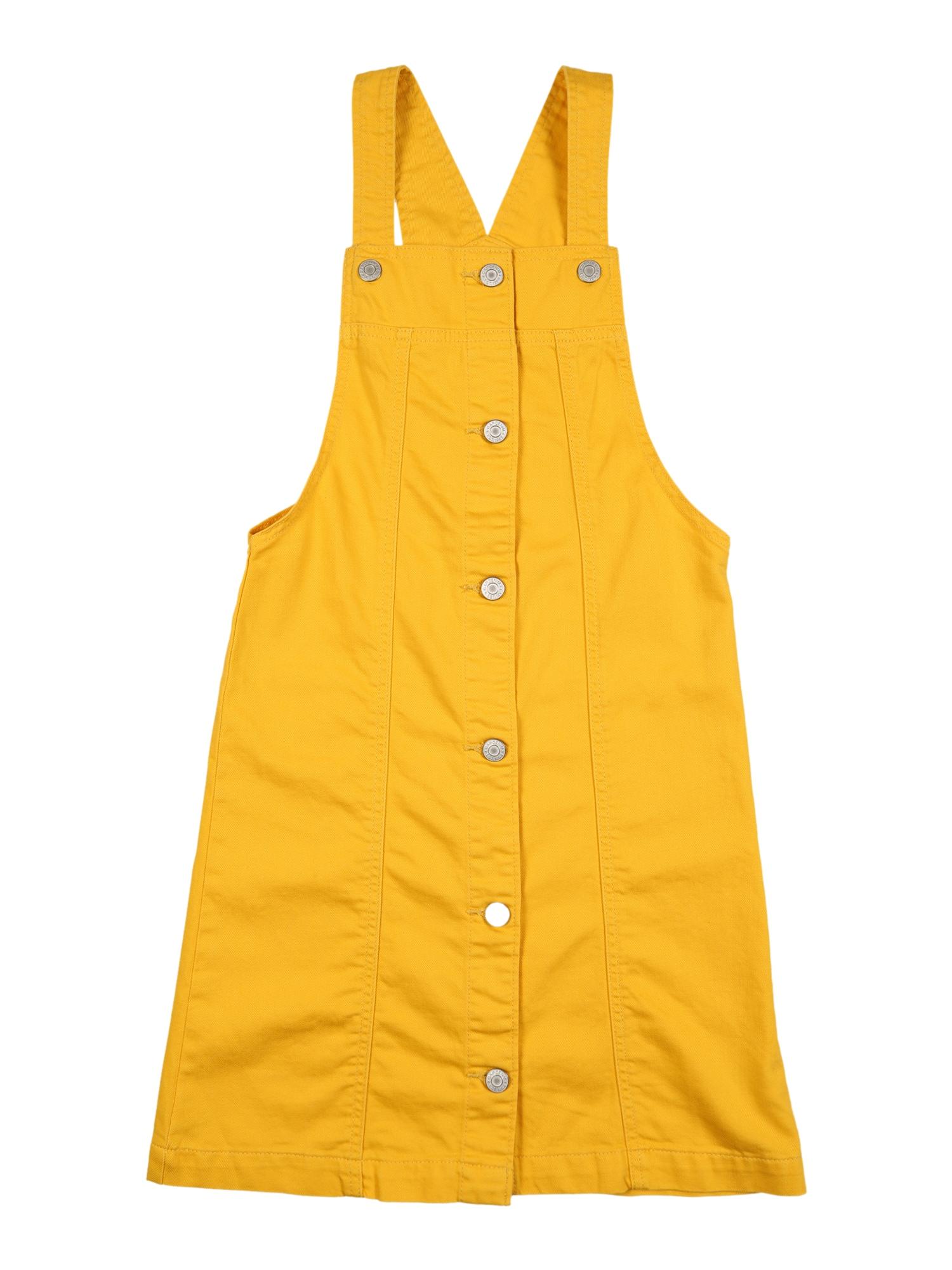 GAP Suknelė geltona