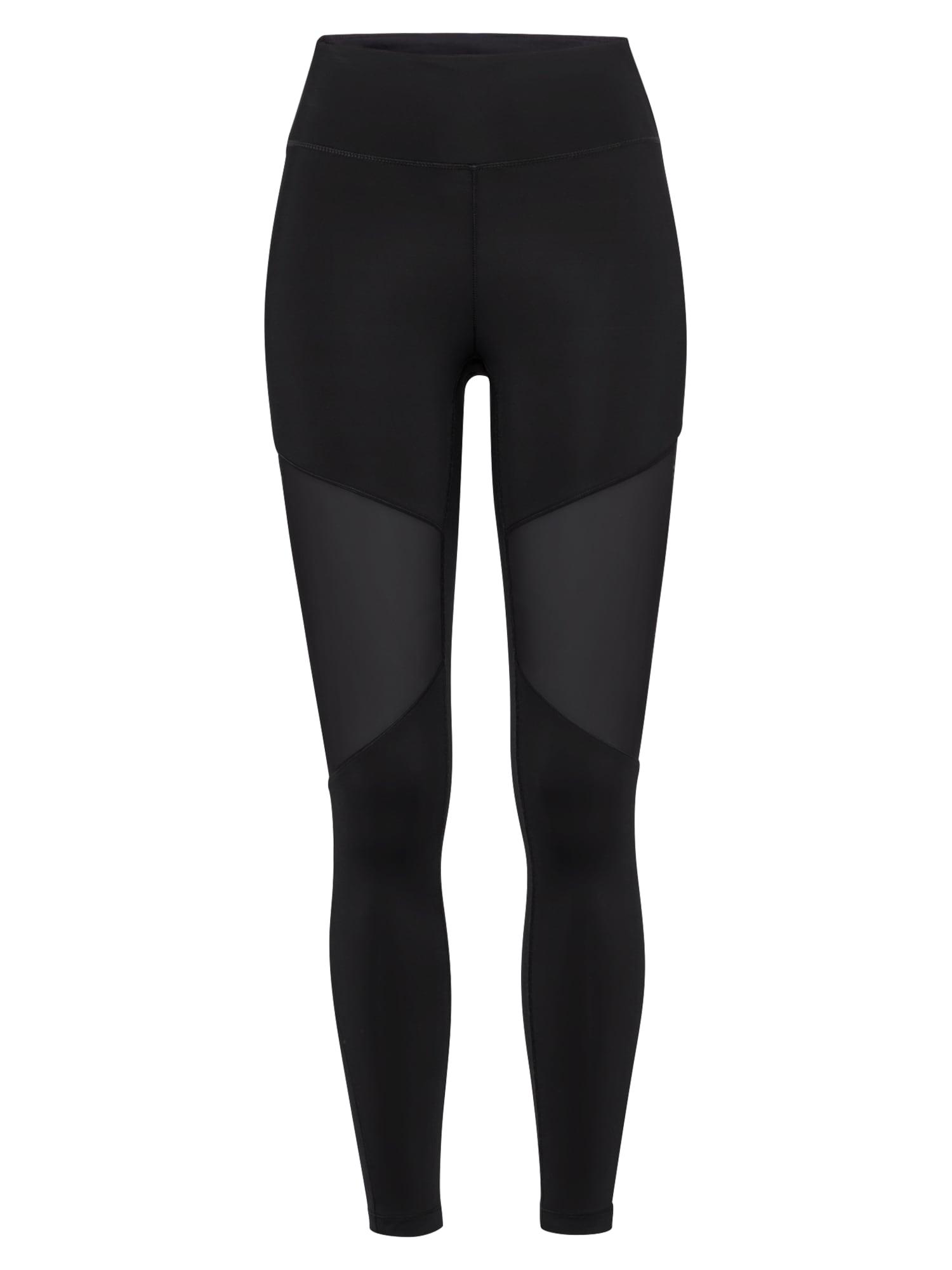 Casall Sportinės kelnės juoda / sidabro pilka
