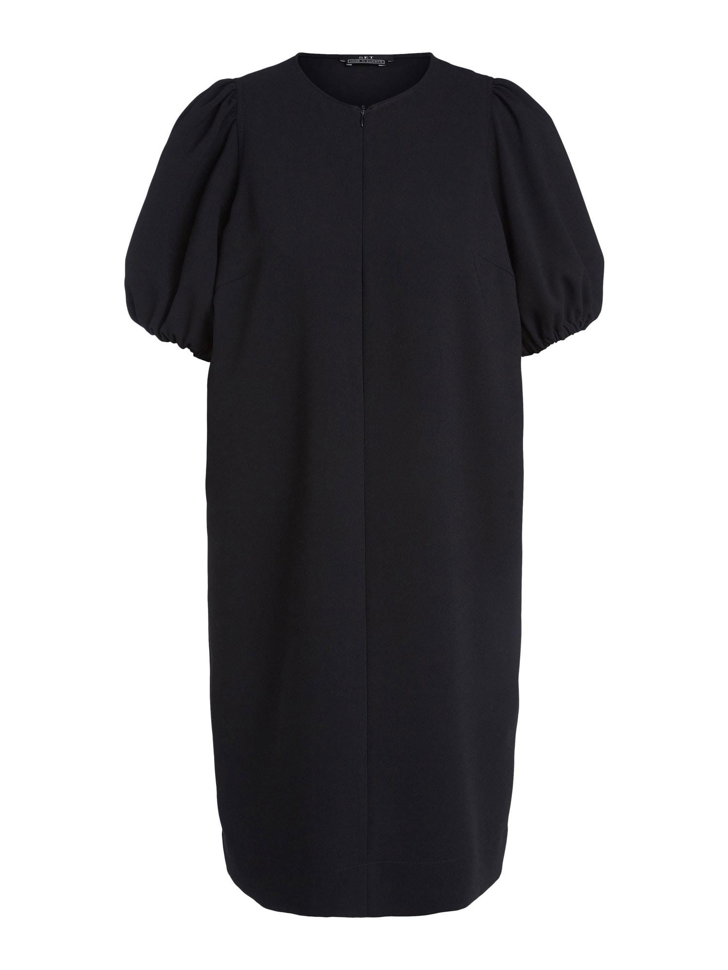 SET Šaty  černá
