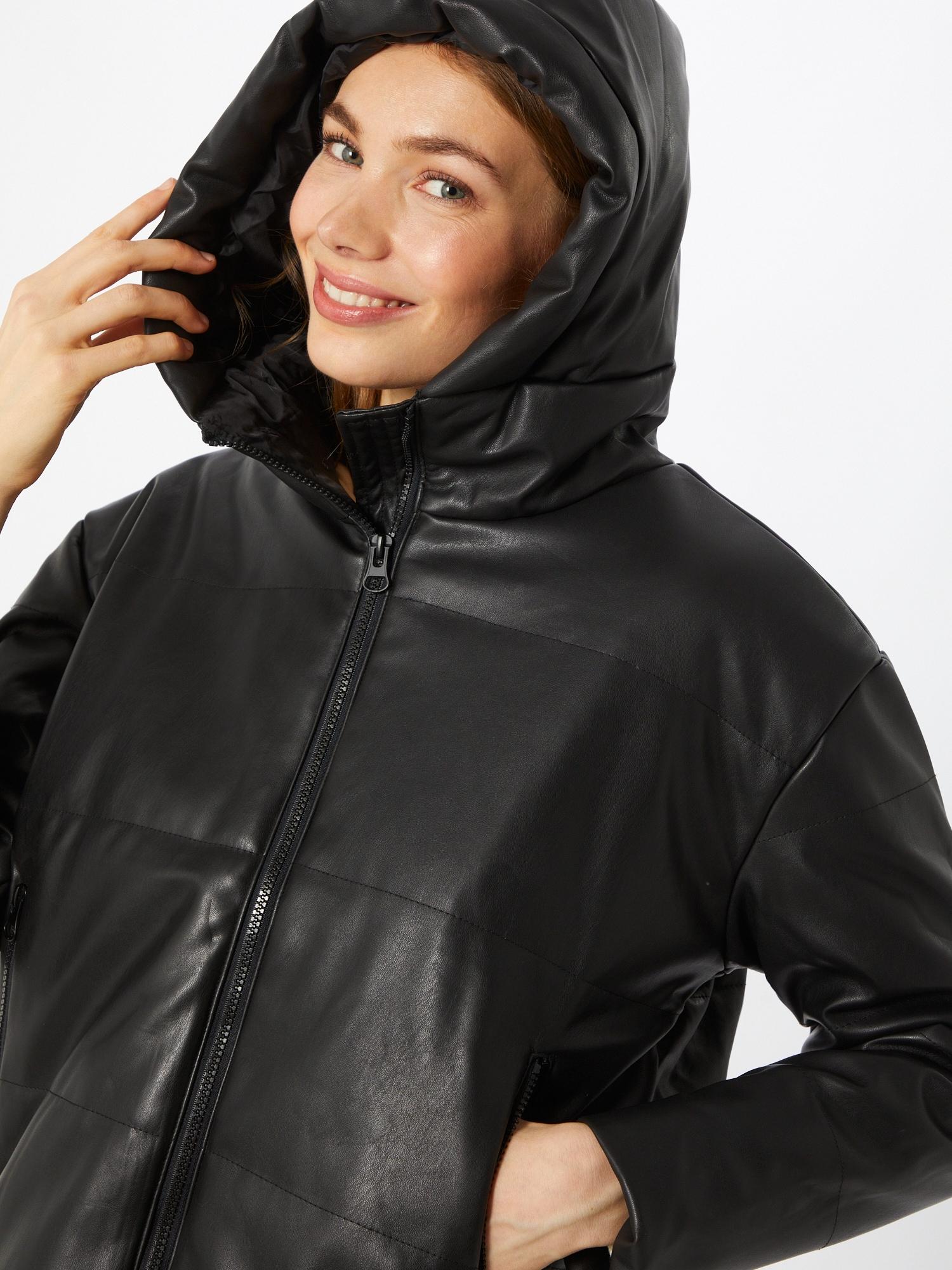 ONLY Prechodná bunda 'Carrie'  čierna.
