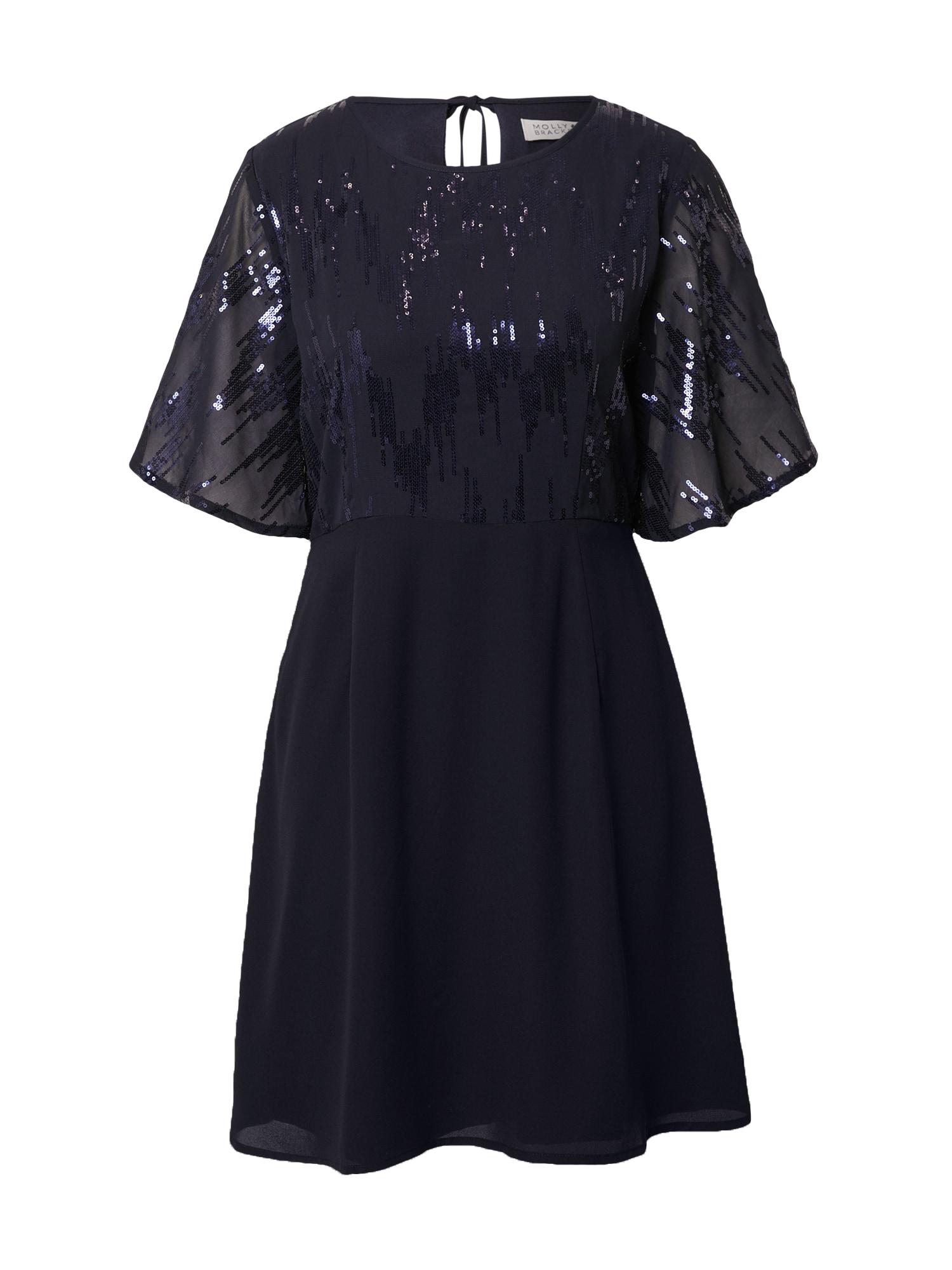 Molly BRACKEN Kokteilinė suknelė nakties mėlyna