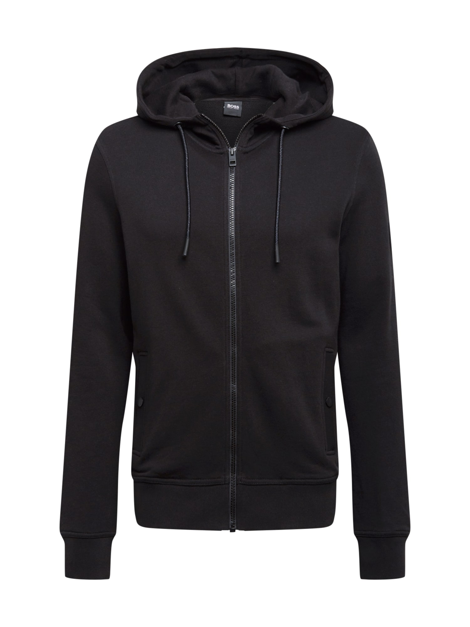 BOSS Džemperis juoda