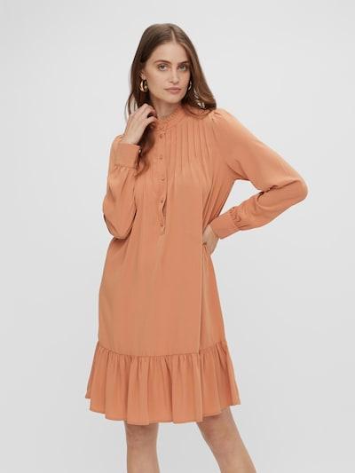 Y.A.S Sunna Long Sleeve High Neck Smock Dress