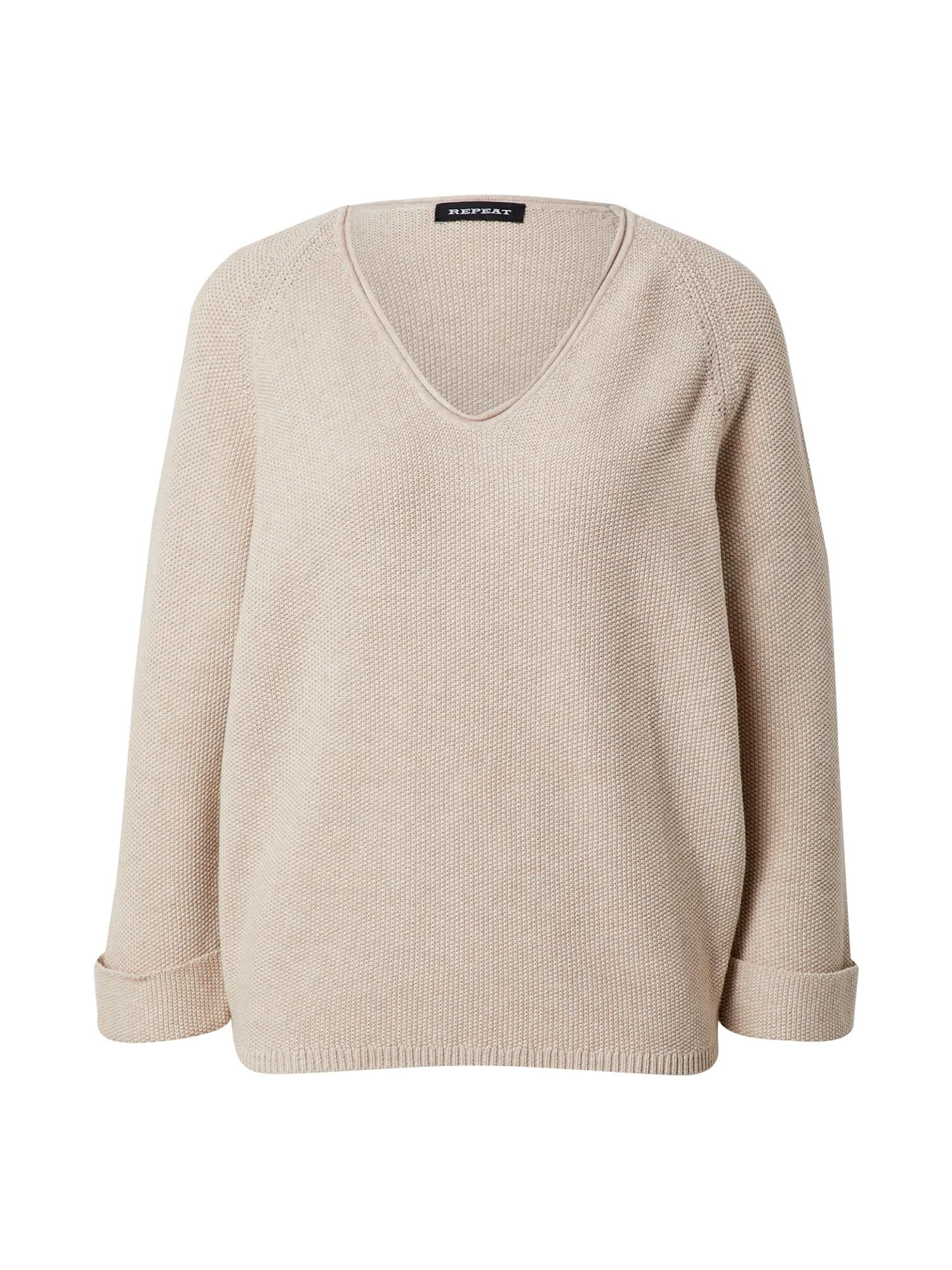 REPEAT Megztinis kupranugario