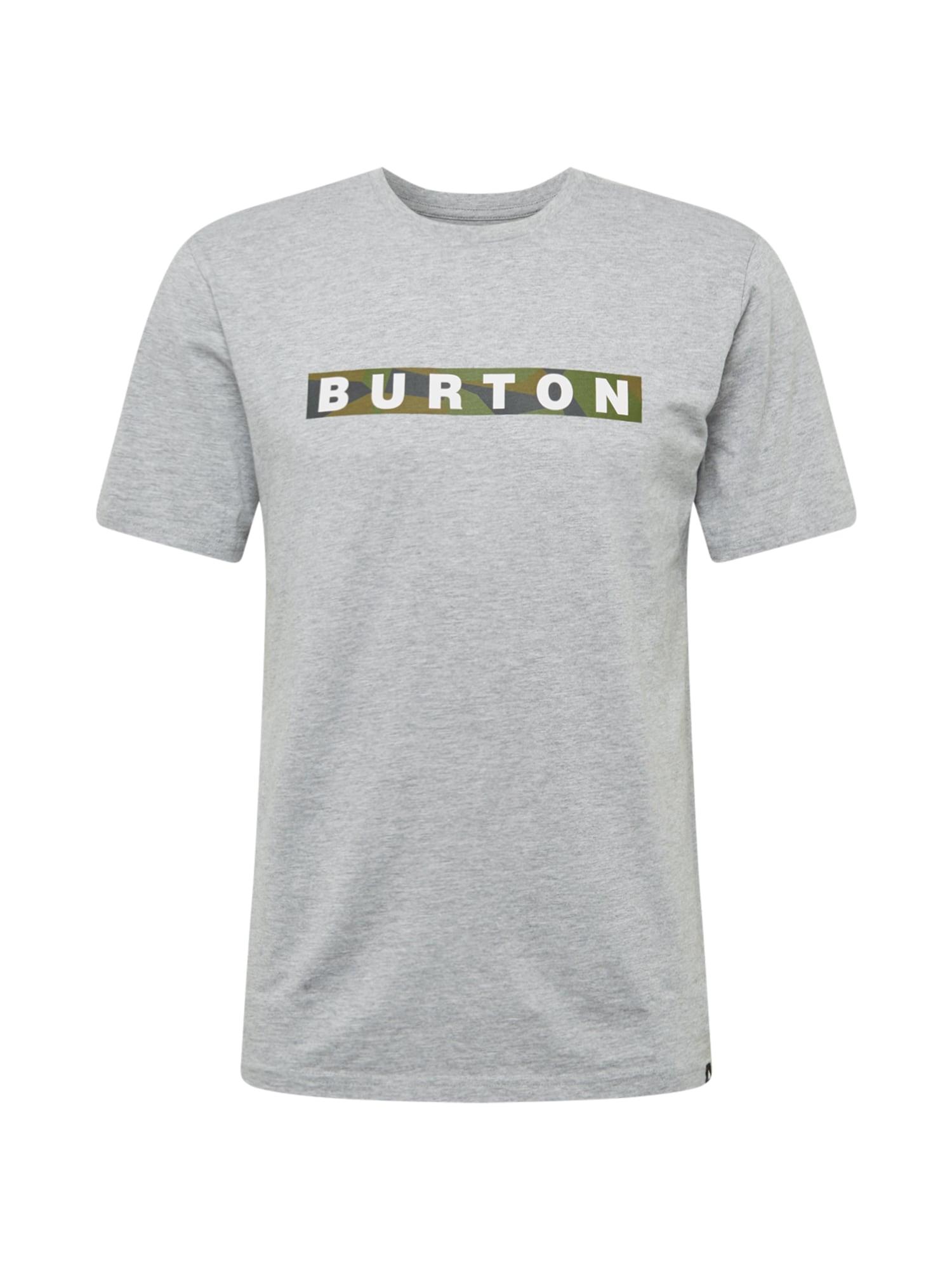 BURTON Sportiniai marškinėliai