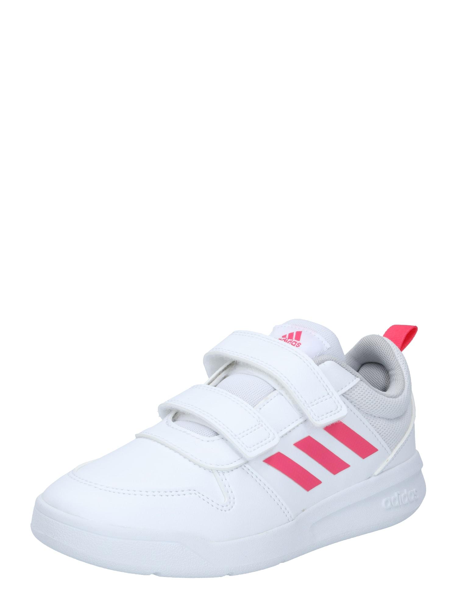 ADIDAS PERFORMANCE Sportiniai batai 'Tensaur' balta / rožinė