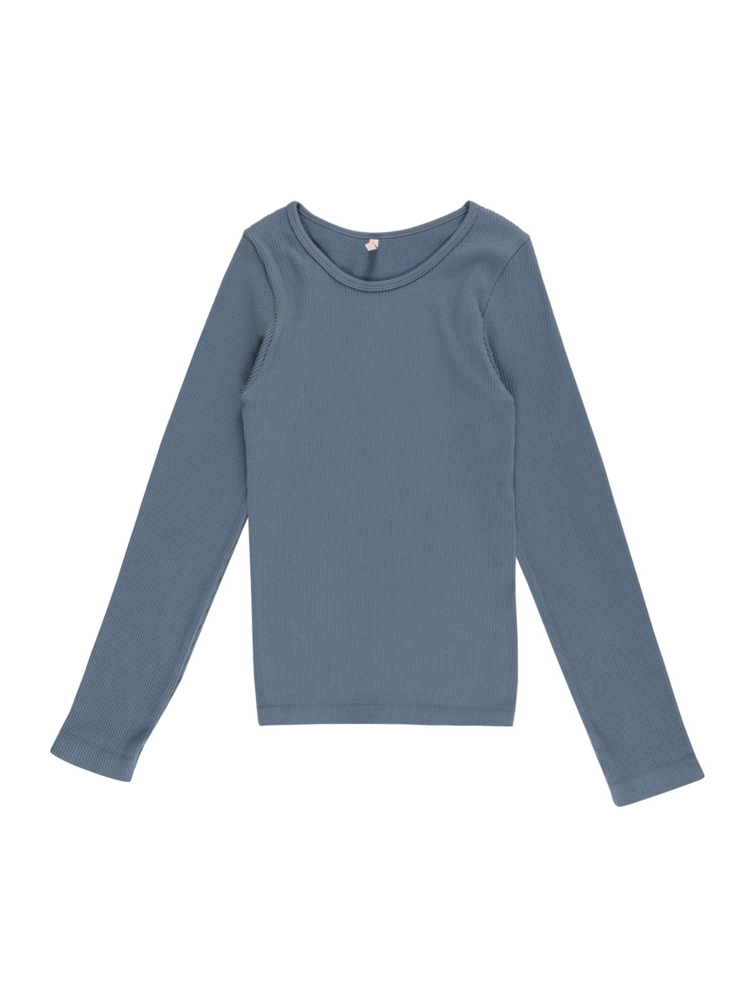 KIDS ONLY Tričko 'GWEN'  chladná modrá