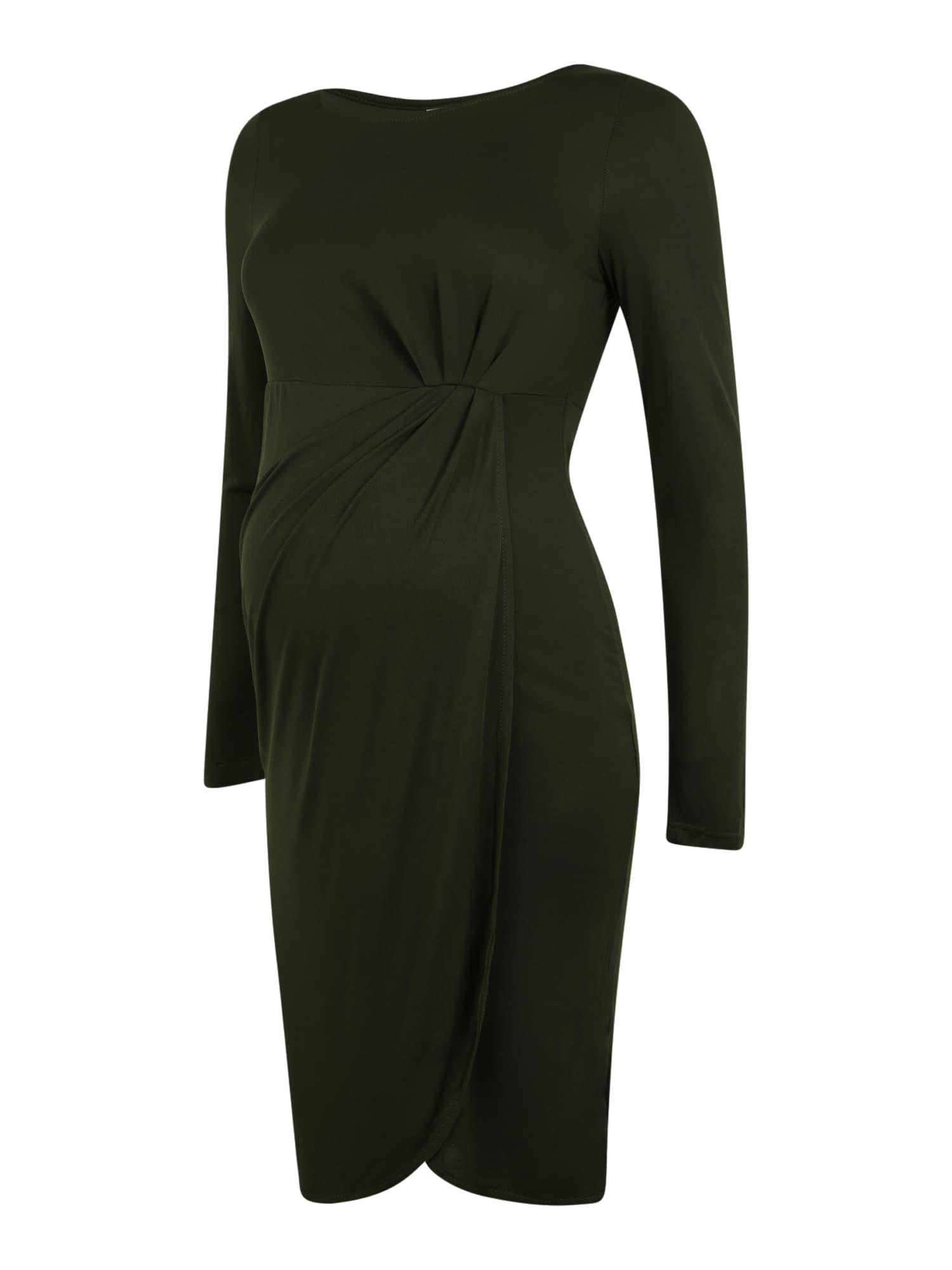 MAMALICIOUS Suknelė žalia