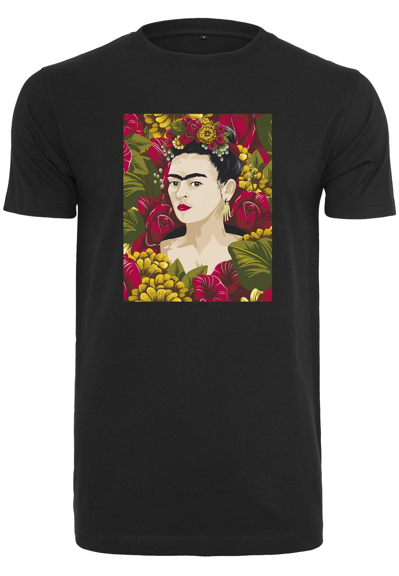 Merchcode Marškinėliai juoda / mišrios spalvos / kraujo spalva / žalia