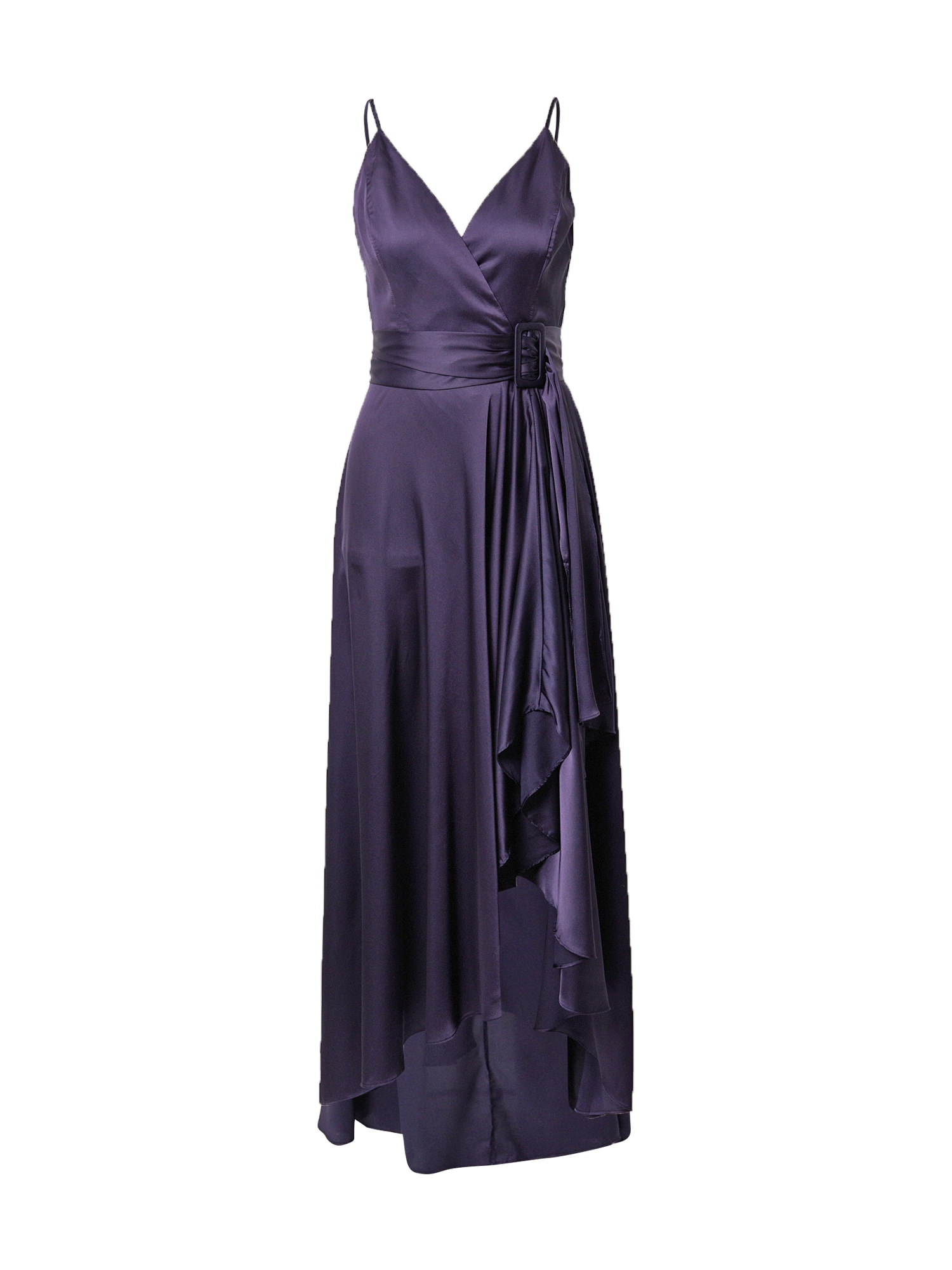 Chi Chi London Vakarinė suknelė tamsiai violetinė