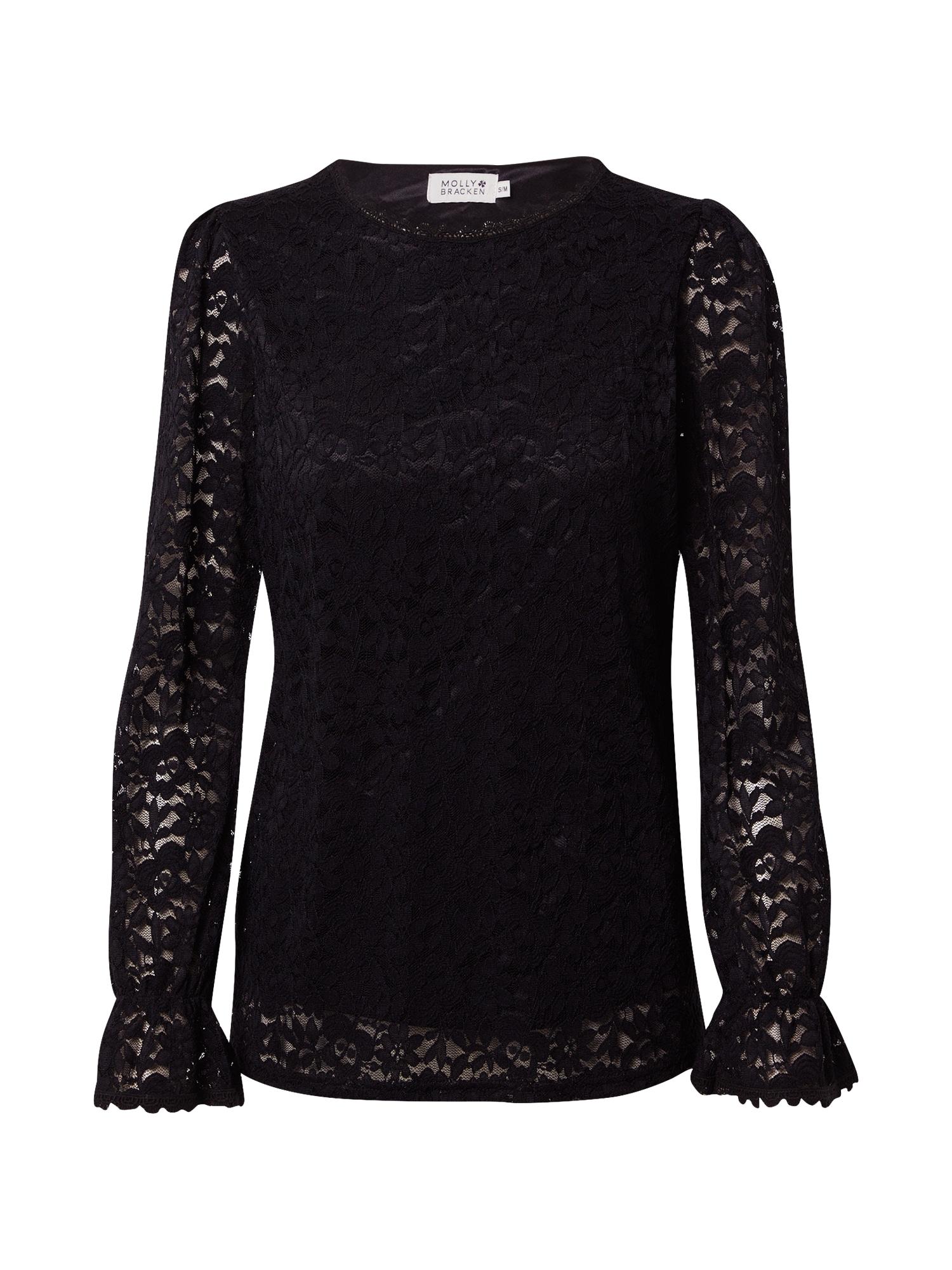 Molly BRACKEN Marškinėliai juoda