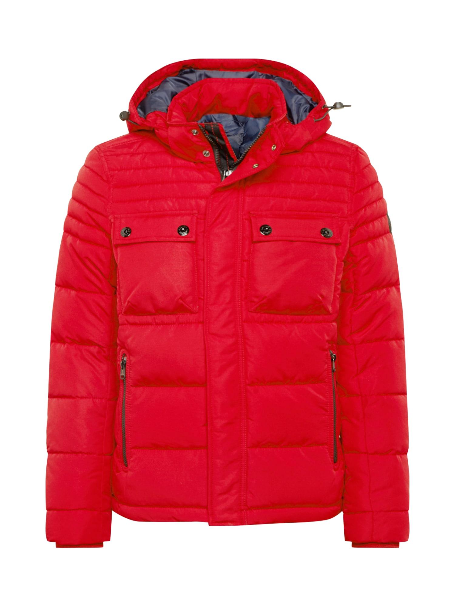s.Oliver Zimní bunda  červená
