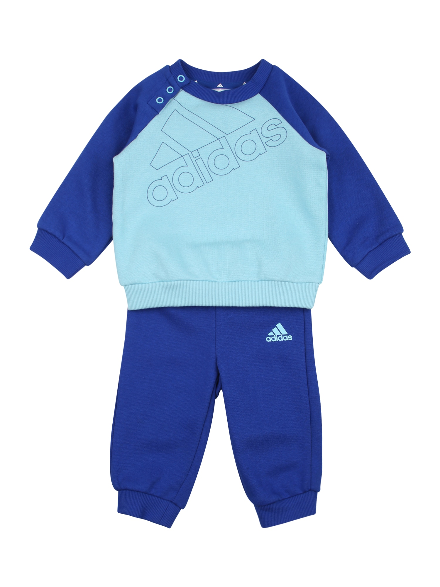 """ADIDAS PERFORMANCE Treniruočių kostiumas turkio spalva / sodri mėlyna (""""karališka"""")"""