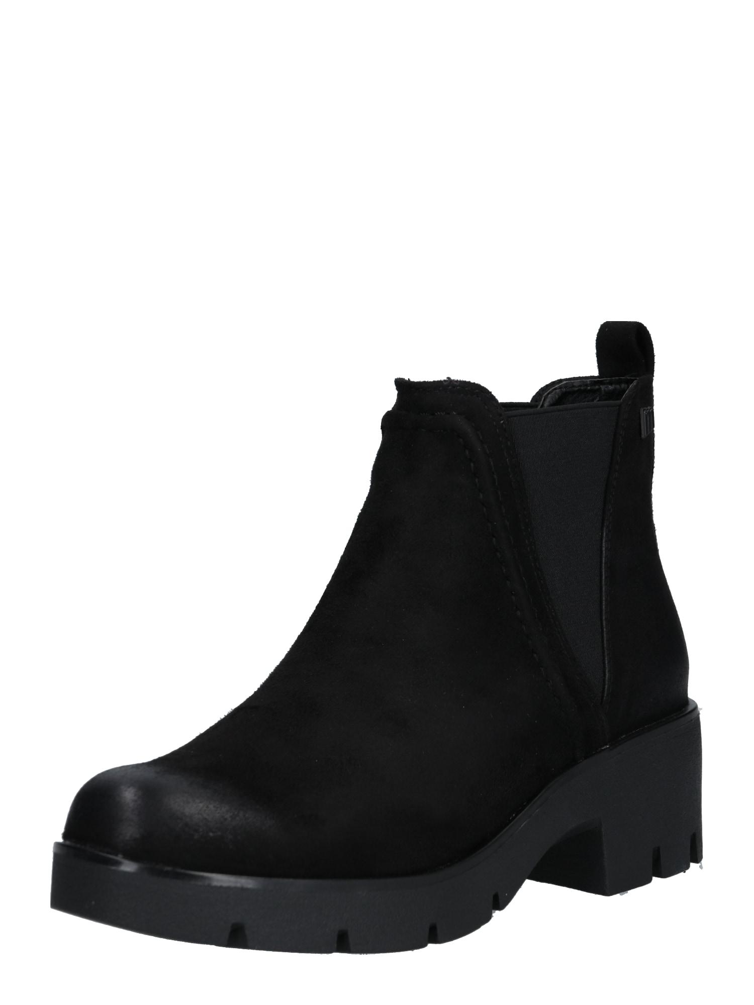 MTNG Členkové čižmy 'Pana'  čierna