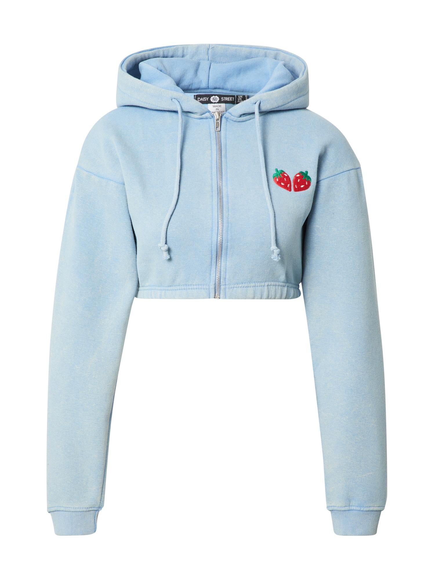 Daisy Street Džemperis šviesiai mėlyna