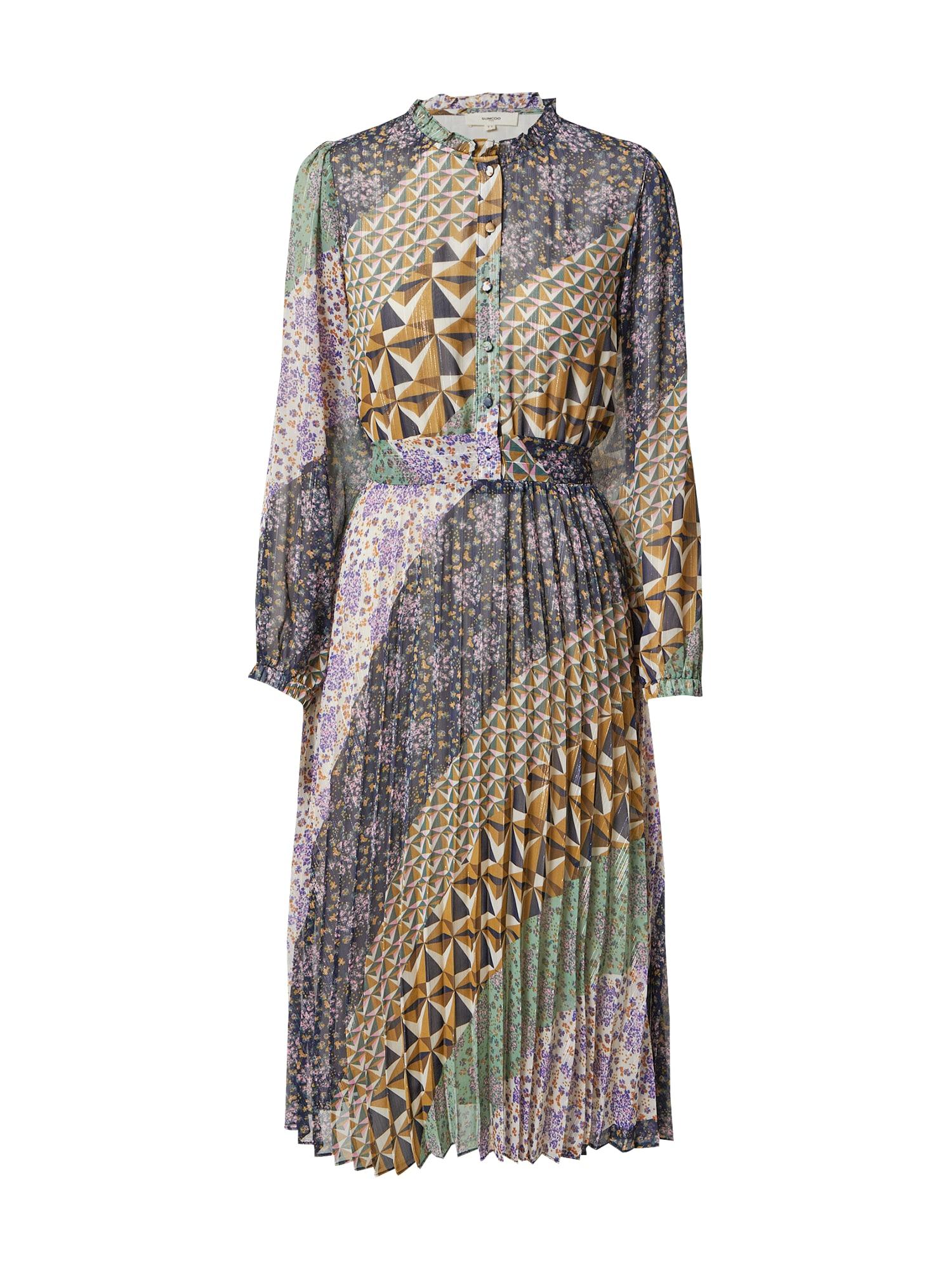 Suncoo Palaidinės tipo suknelė mišrios spalvos