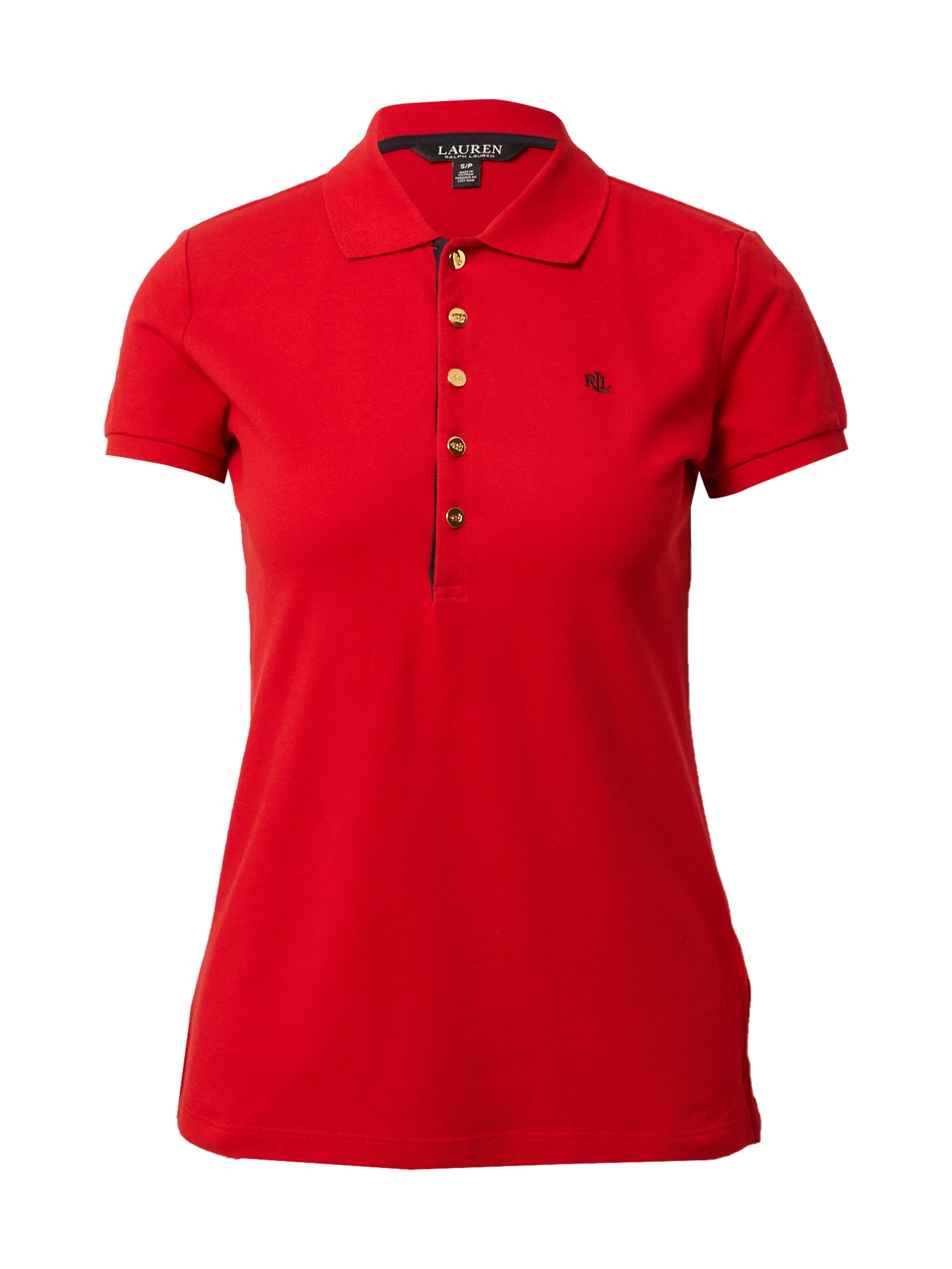 Lauren Ralph Lauren Marškinėliai raudona