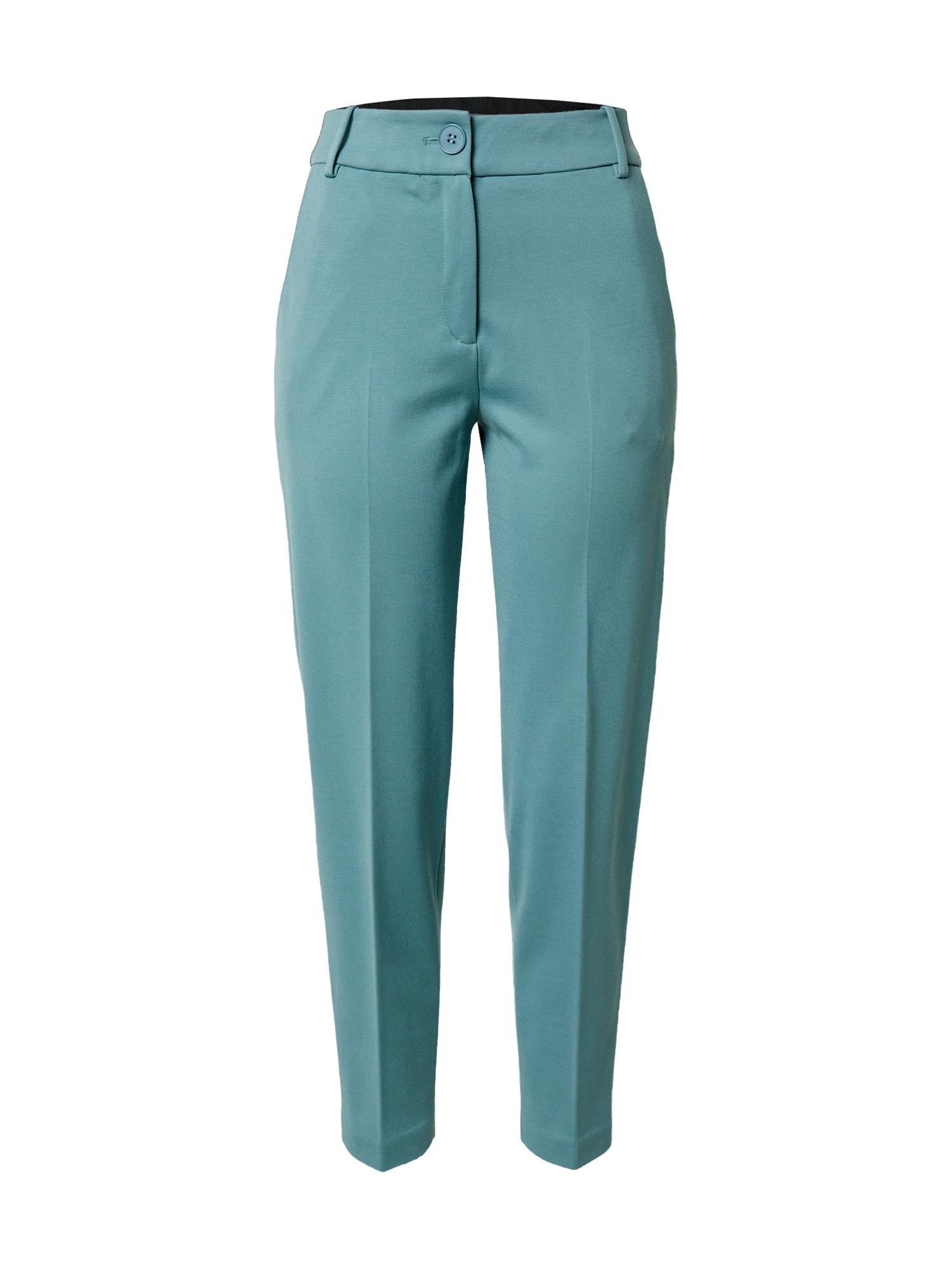 Esprit Collection Kelnės su kantu turkio spalva