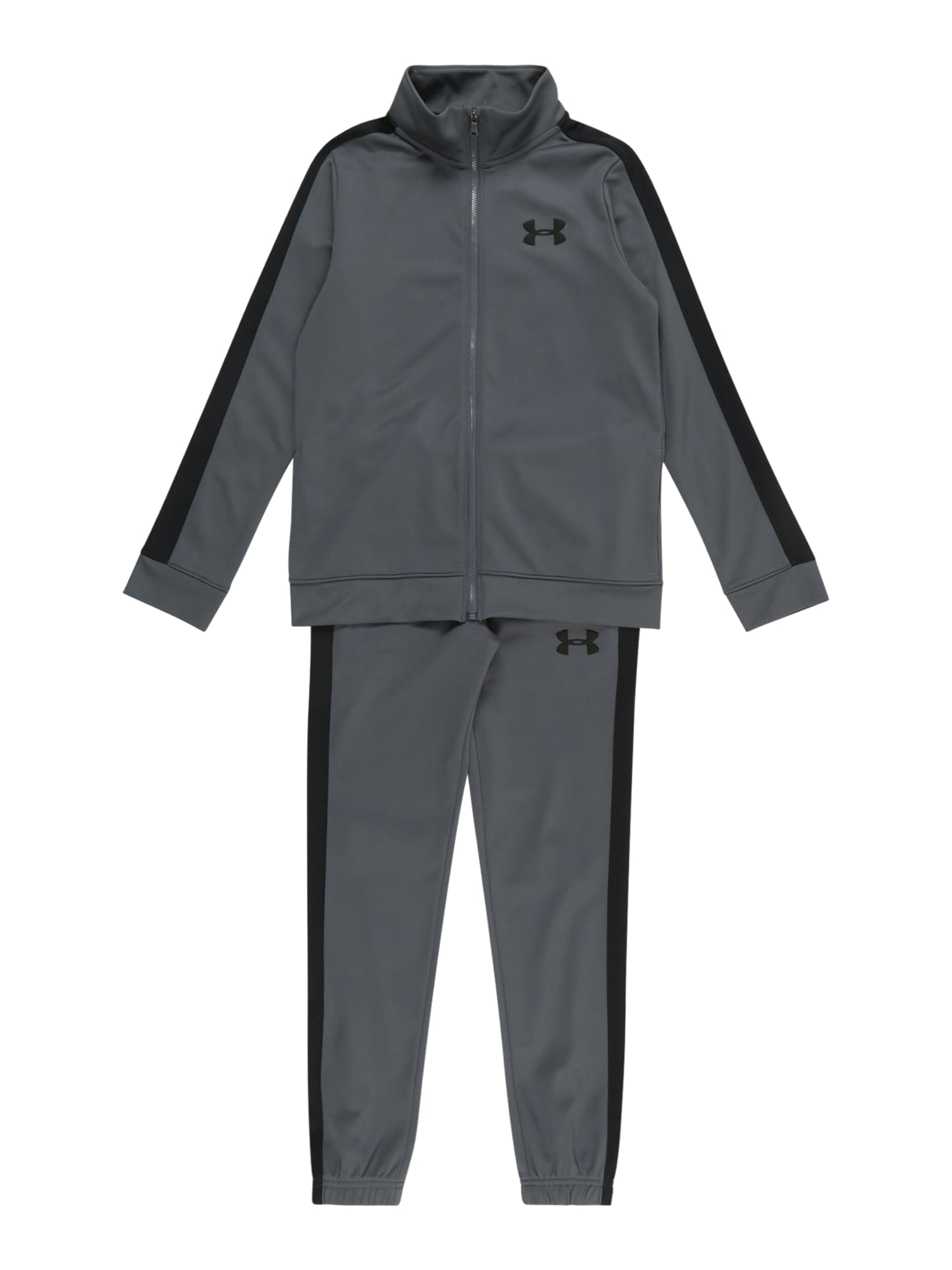 UNDER ARMOUR Sportinis kostiumas pilka / juoda