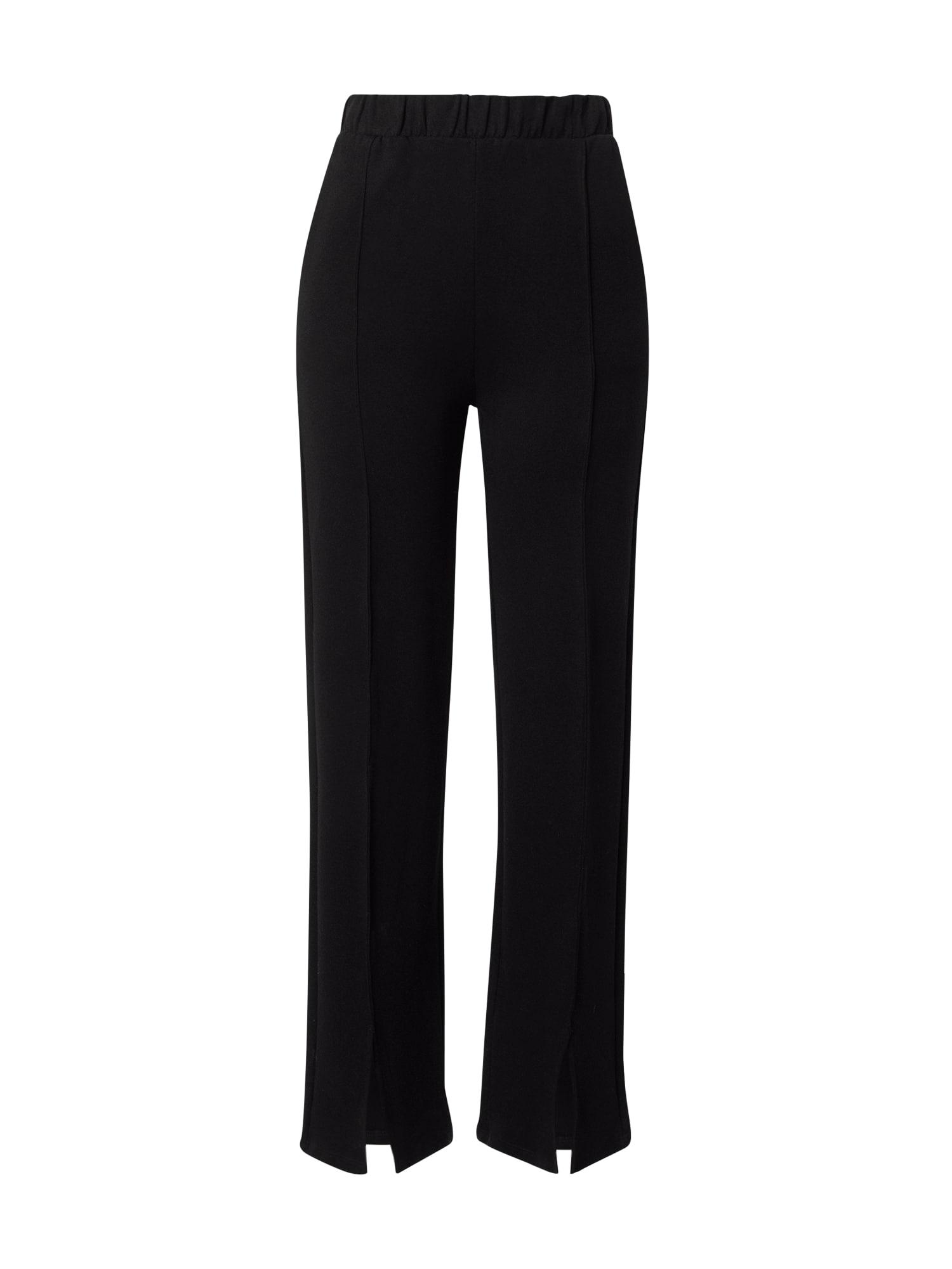 Gina Tricot Kelnės 'Klara' juoda
